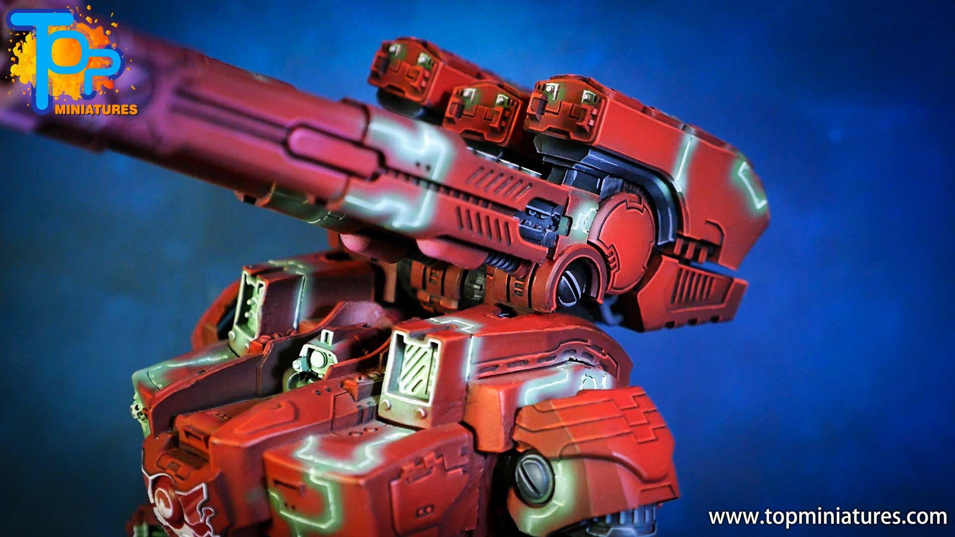 KX139 Ta'unar Supremacy Armour painted (22)