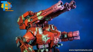 KX139 Ta'unar Supremacy Armour painted (6)