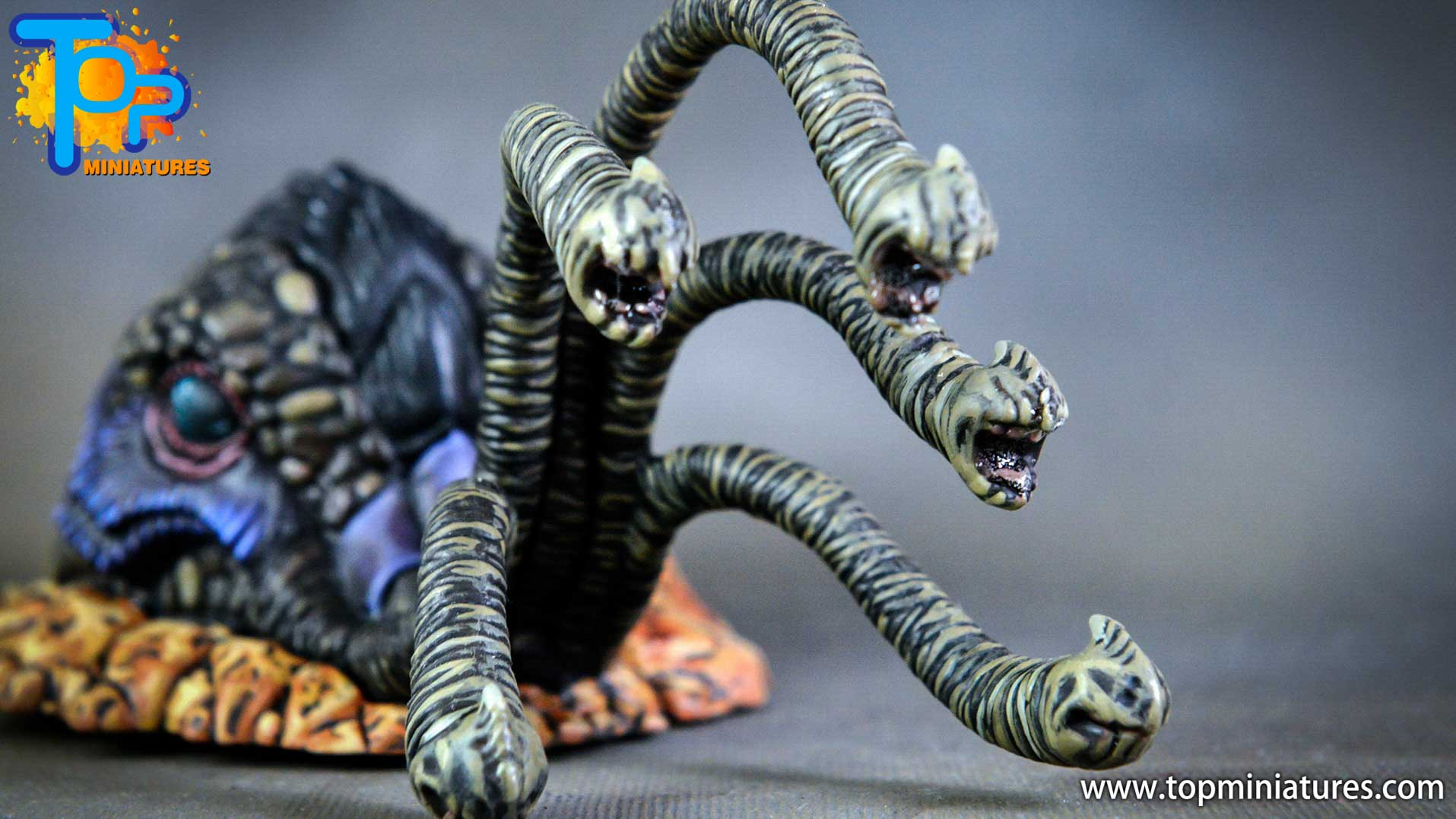 Shadows of Brimstone painted kraken (2)