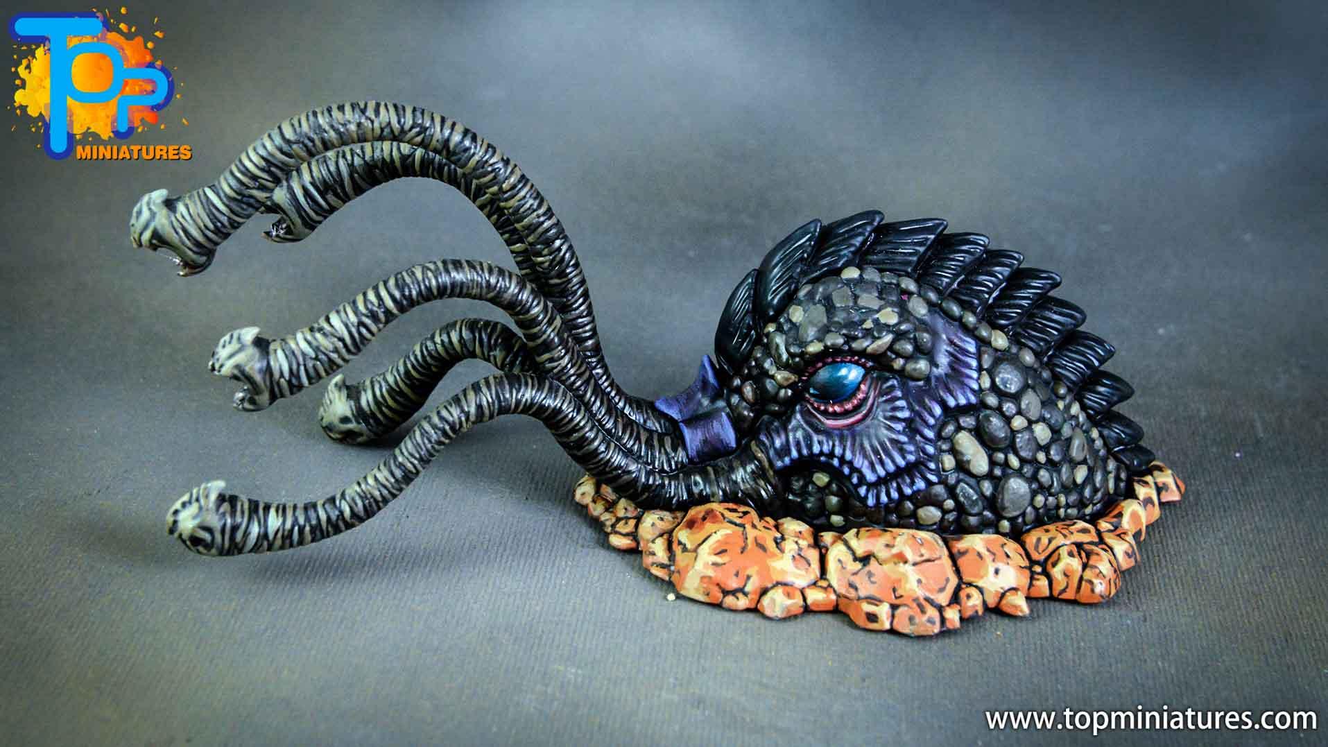 Shadows of Brimstone painted kraken (3)