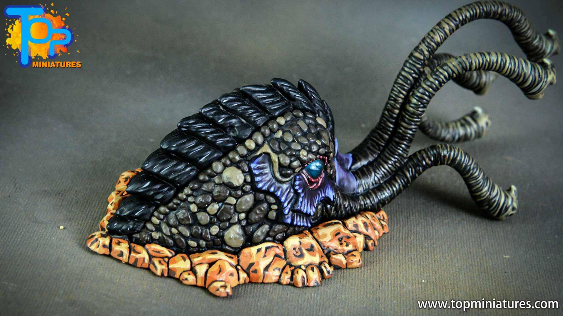 Shadows of Brimstone painted kraken (5)