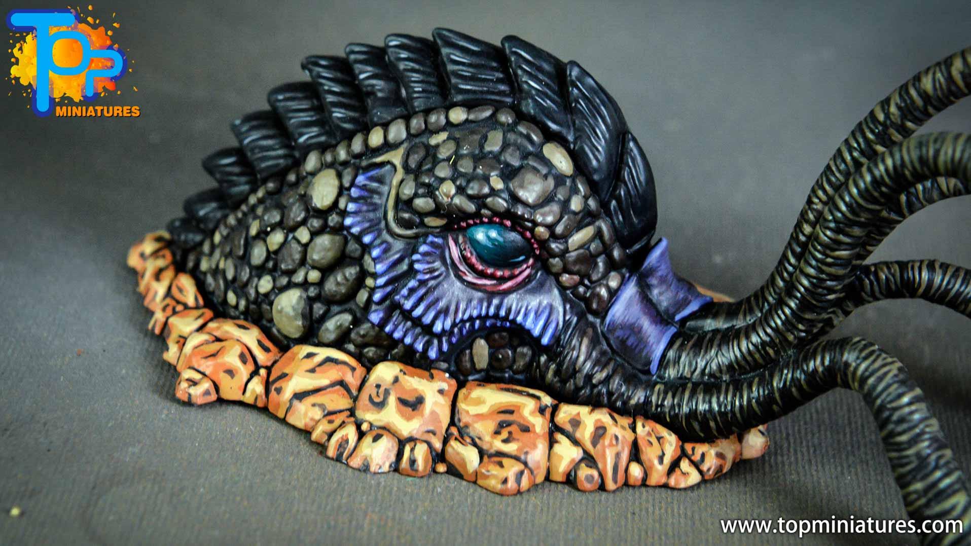 Shadows of Brimstone painted kraken (6)