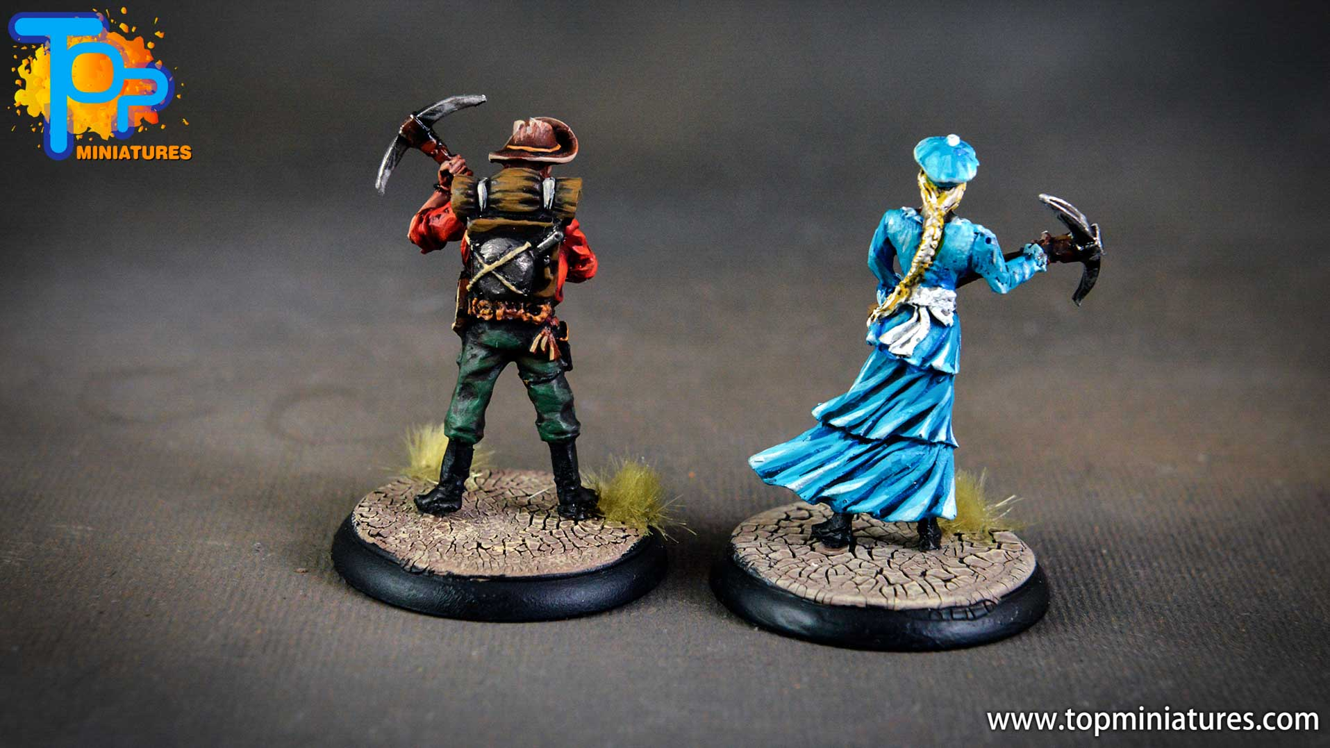 Shadows of Brimstone prospector female (1)