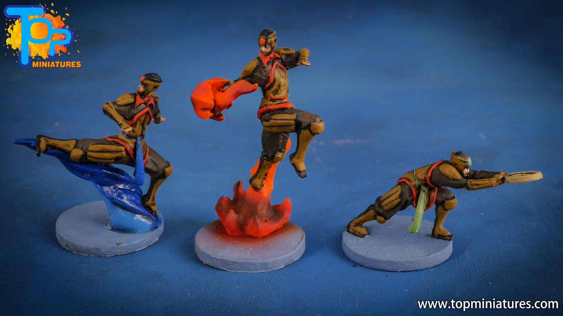 The Legend of Korra Pro-bending arena (6)