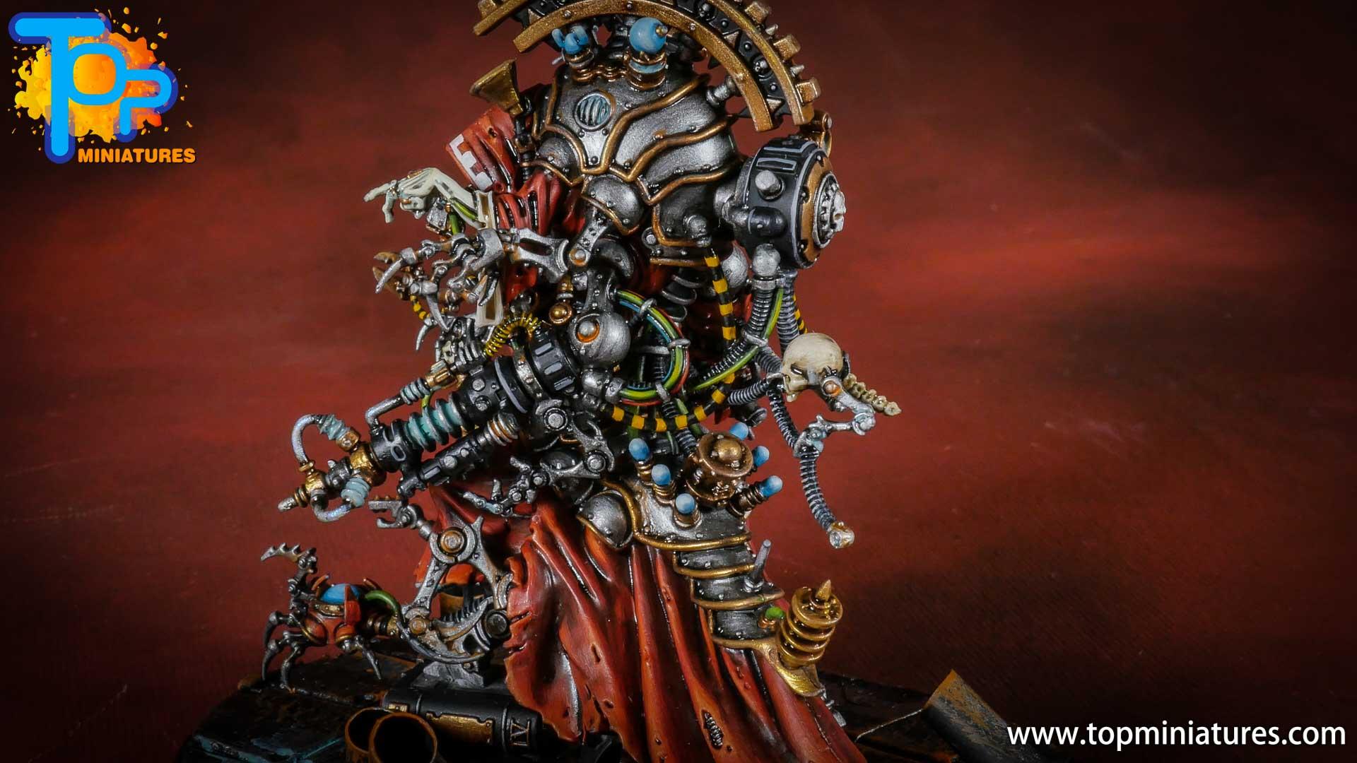 Warhammer Adeptus Mechanicus Belisarius cawl (1)