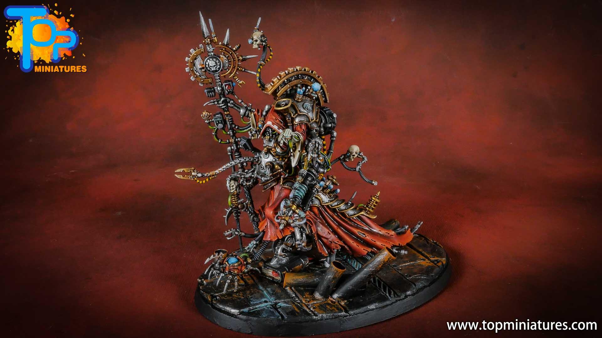 Warhammer Adeptus Mechanicus Belisarius cawl (2)