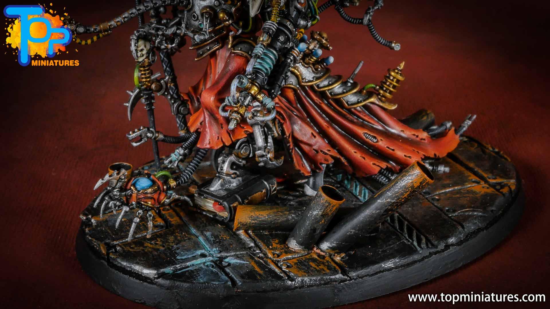 Warhammer Adeptus Mechanicus Belisarius cawl (4)