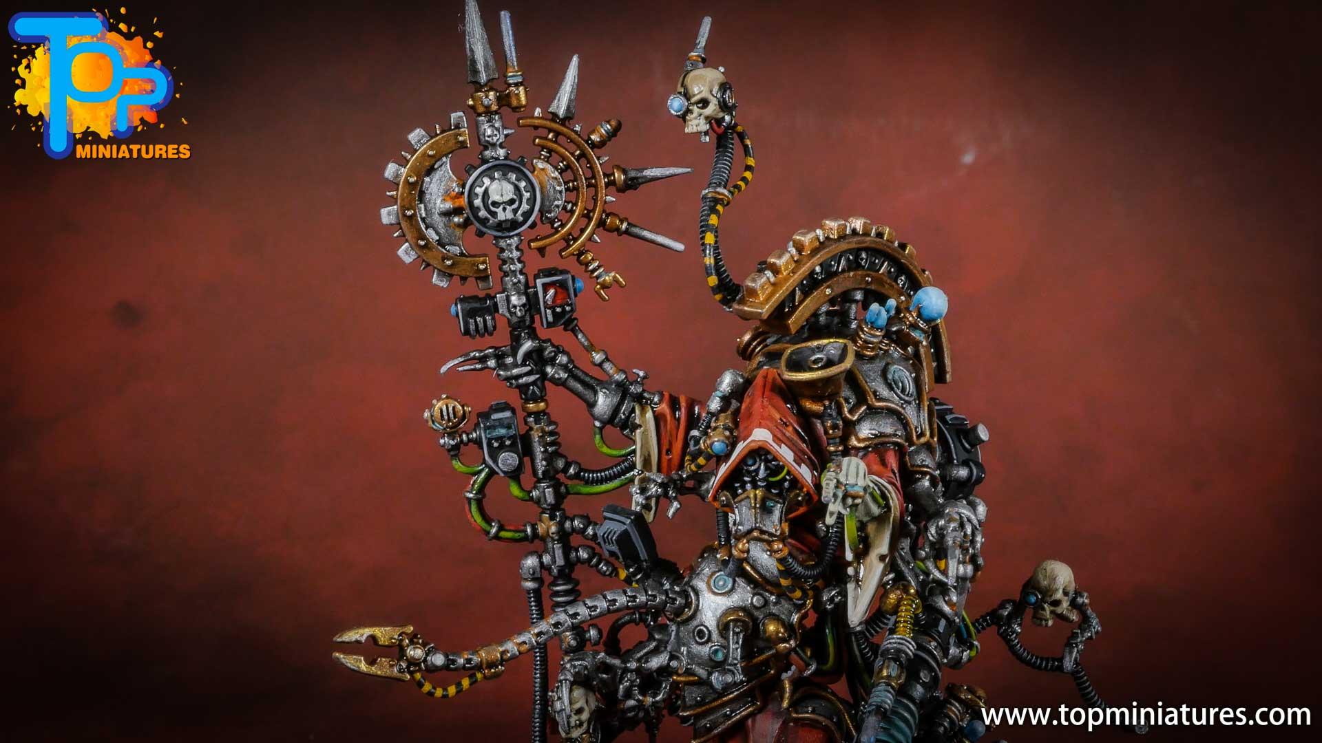 Warhammer Adeptus Mechanicus Belisarius cawl (5)