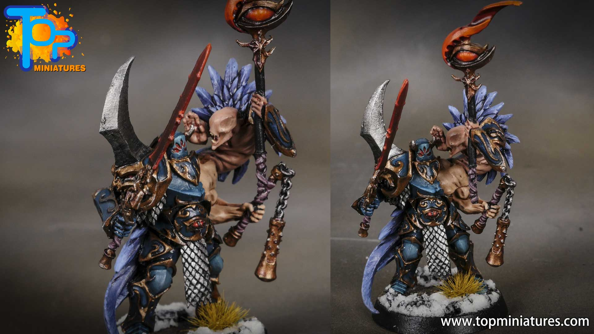 age of sigmar painted tzeentch curseling