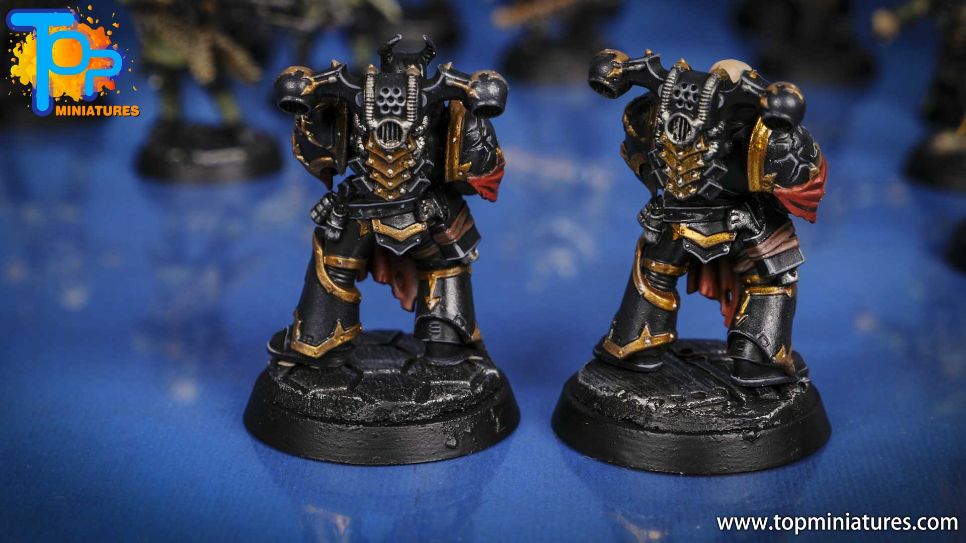 blackstone fortress painted chaos space marines (1)
