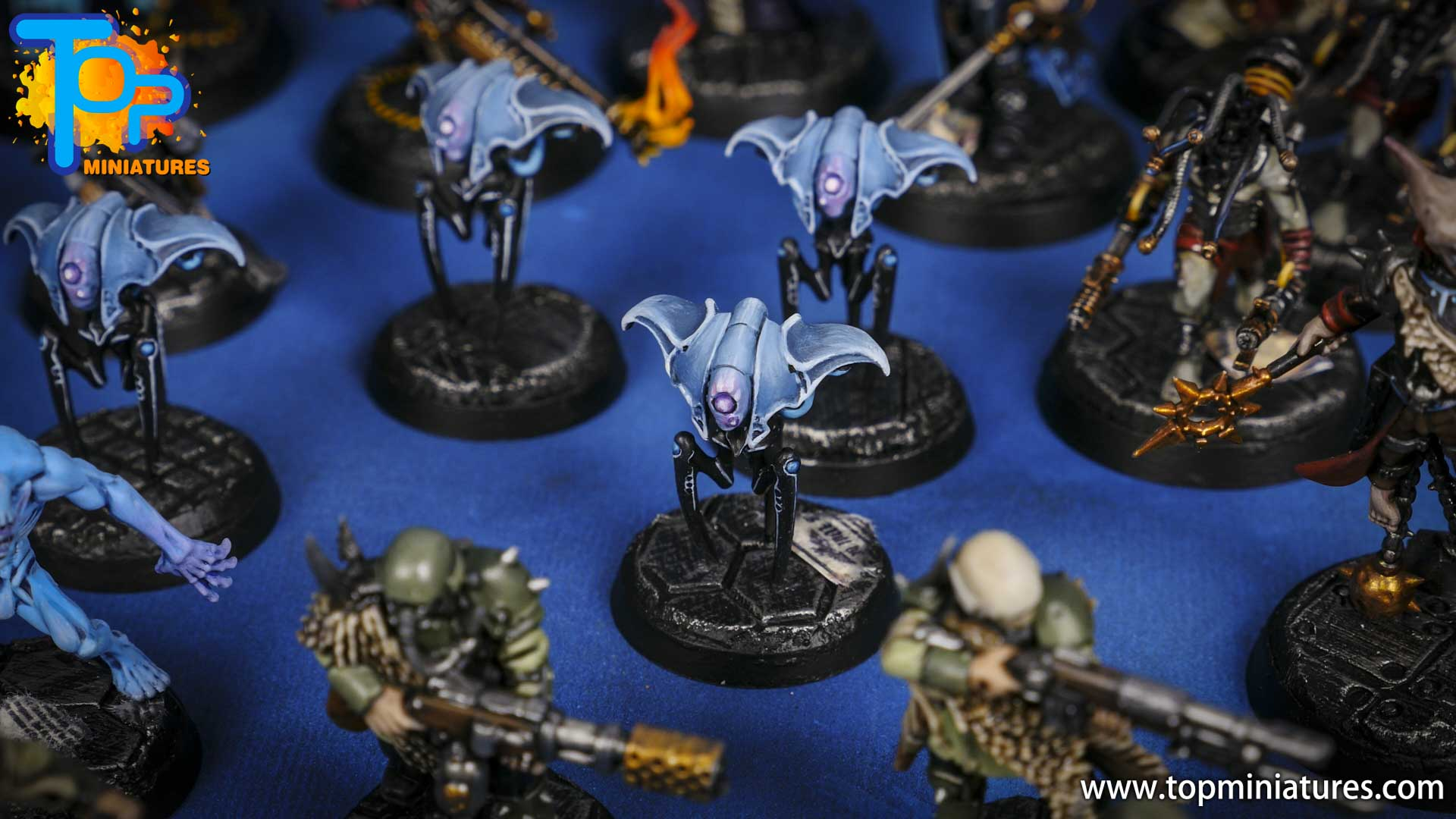 blackstone fortress painted spindle drone (1)