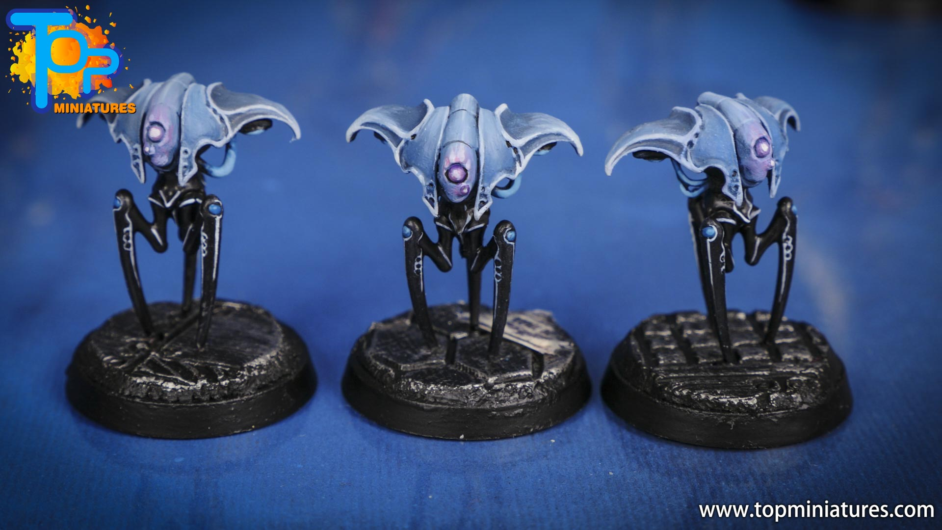 blackstone fortress painted spindle drone (2)