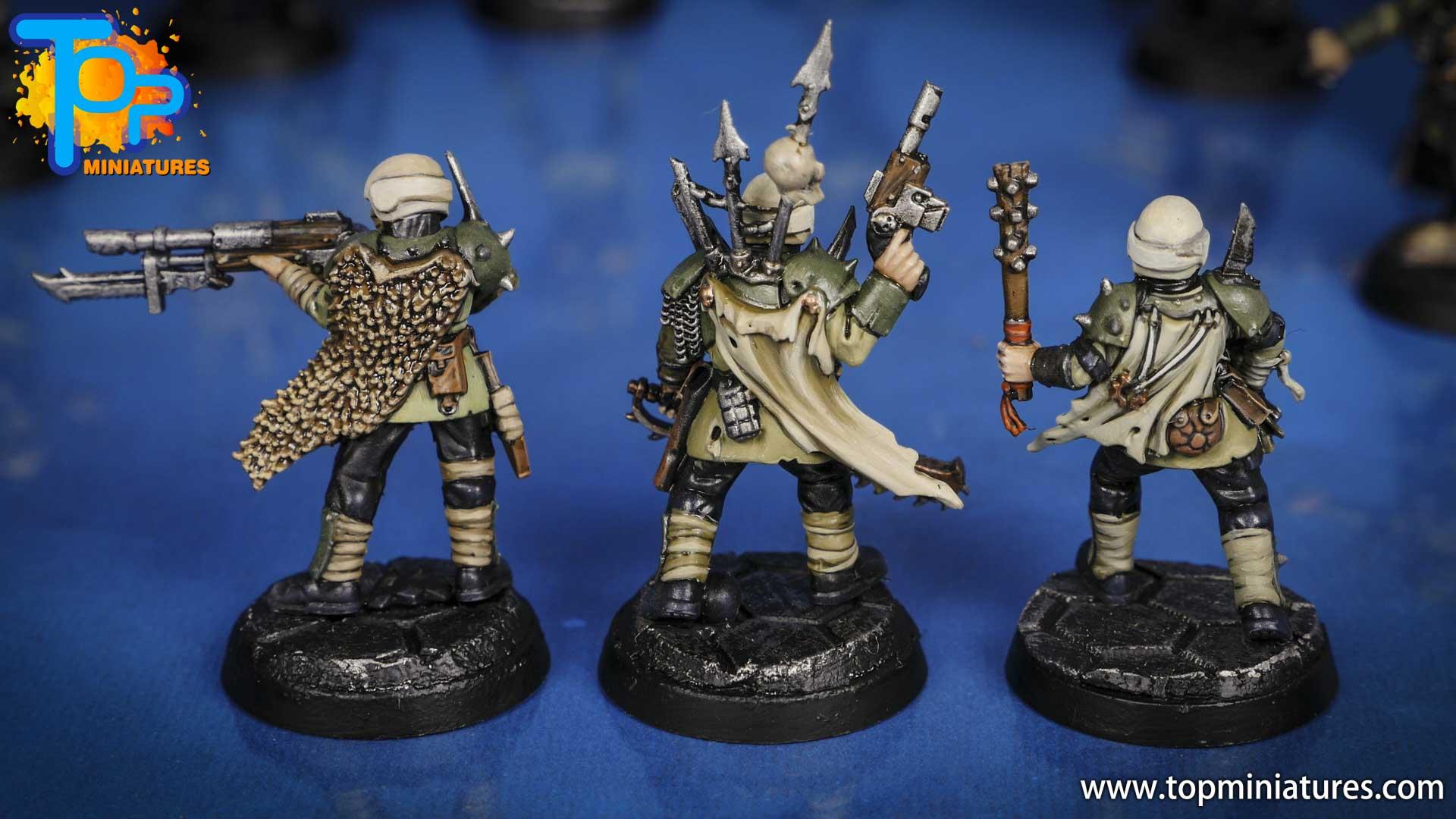 blackstone fortress painted traitor guard (5)