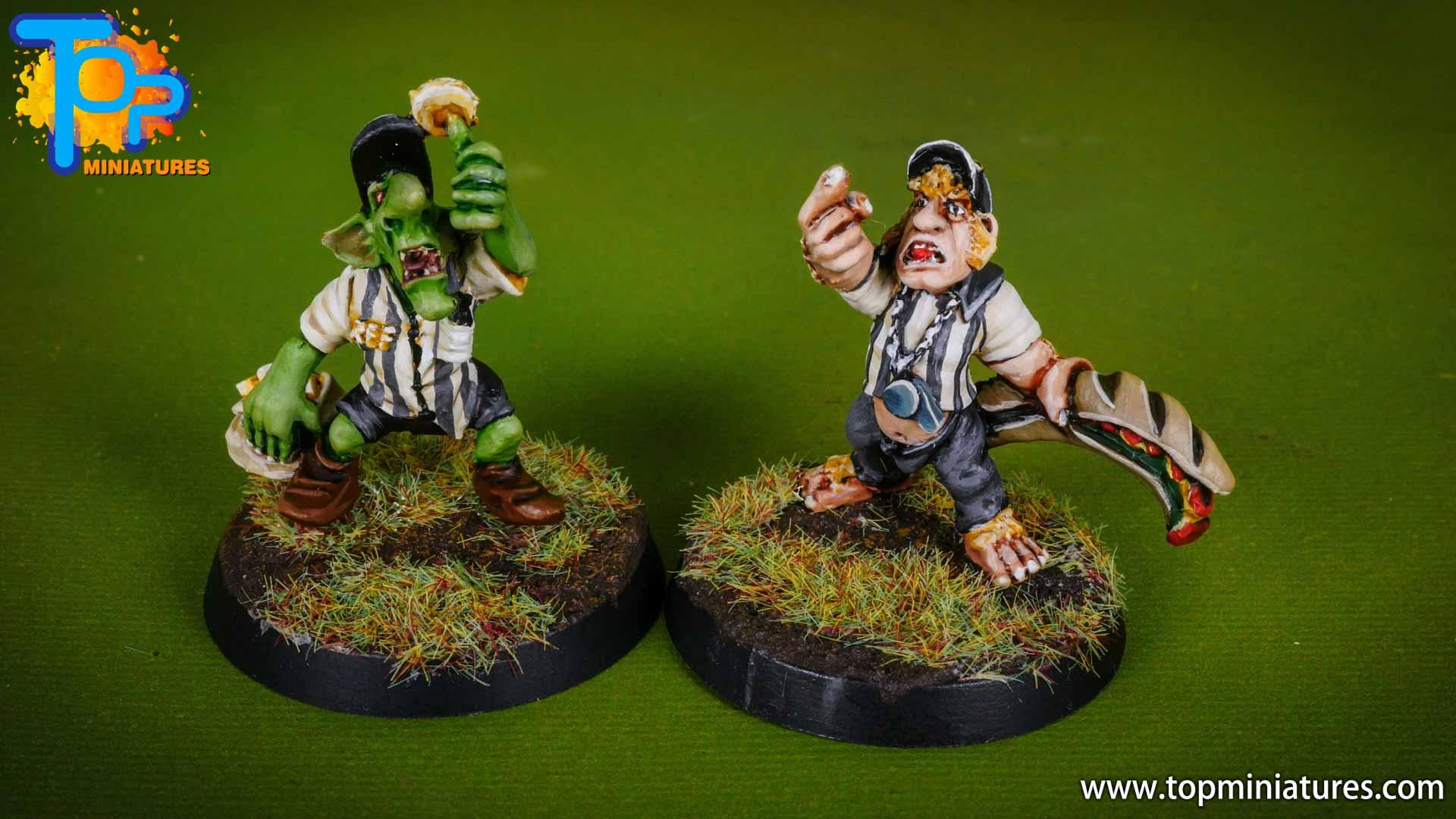 blood bowl painted referee set (4)