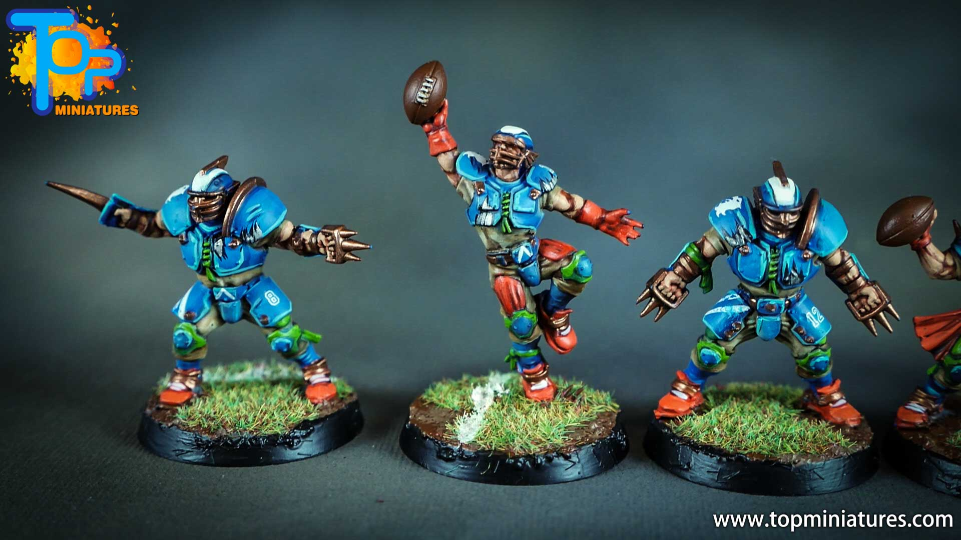 blood bowl painted reikland reavers (6)
