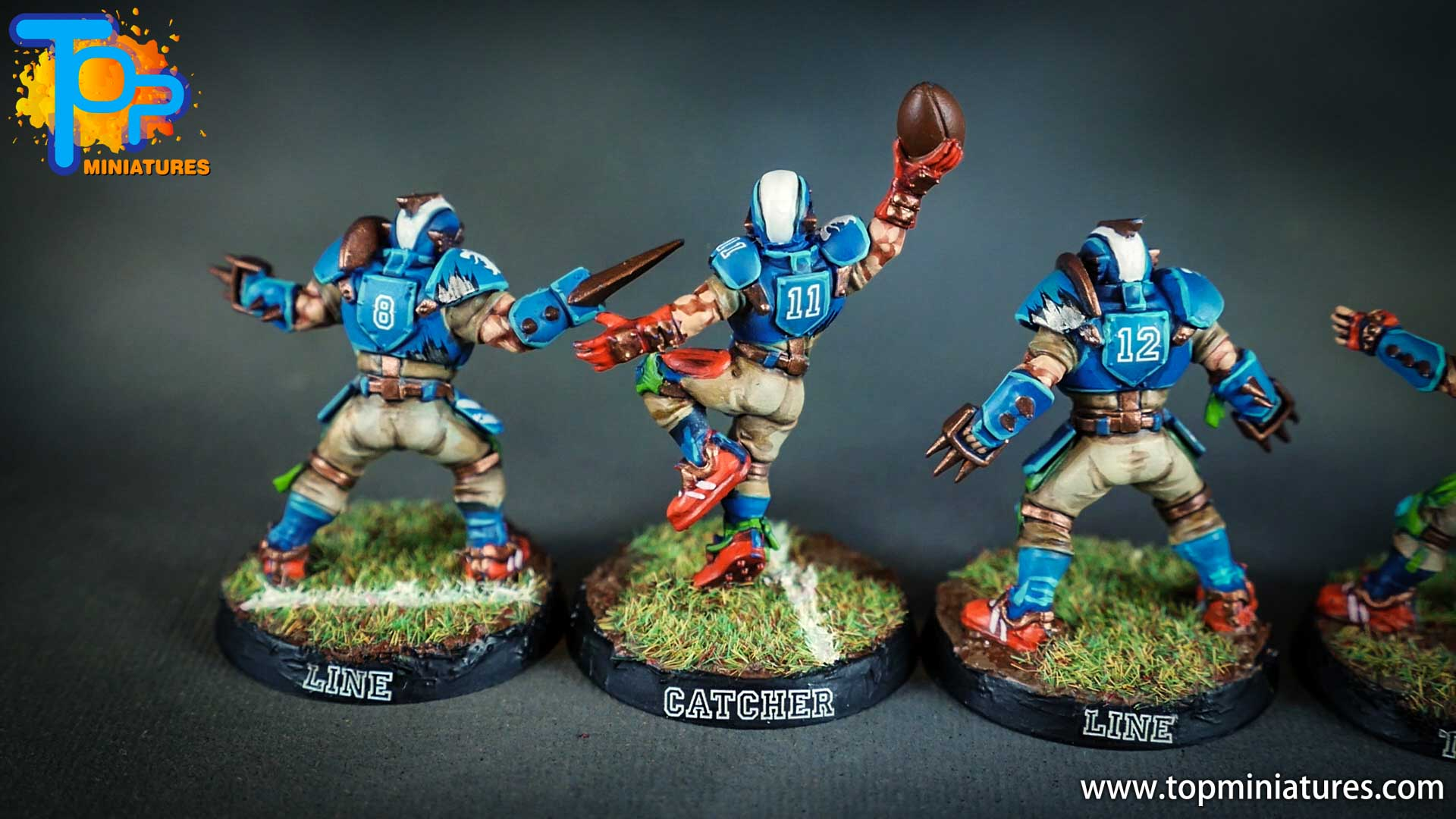blood bowl painted reikland reavers (8)