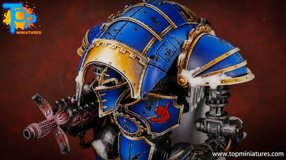 Cerastus Knight Atrapos