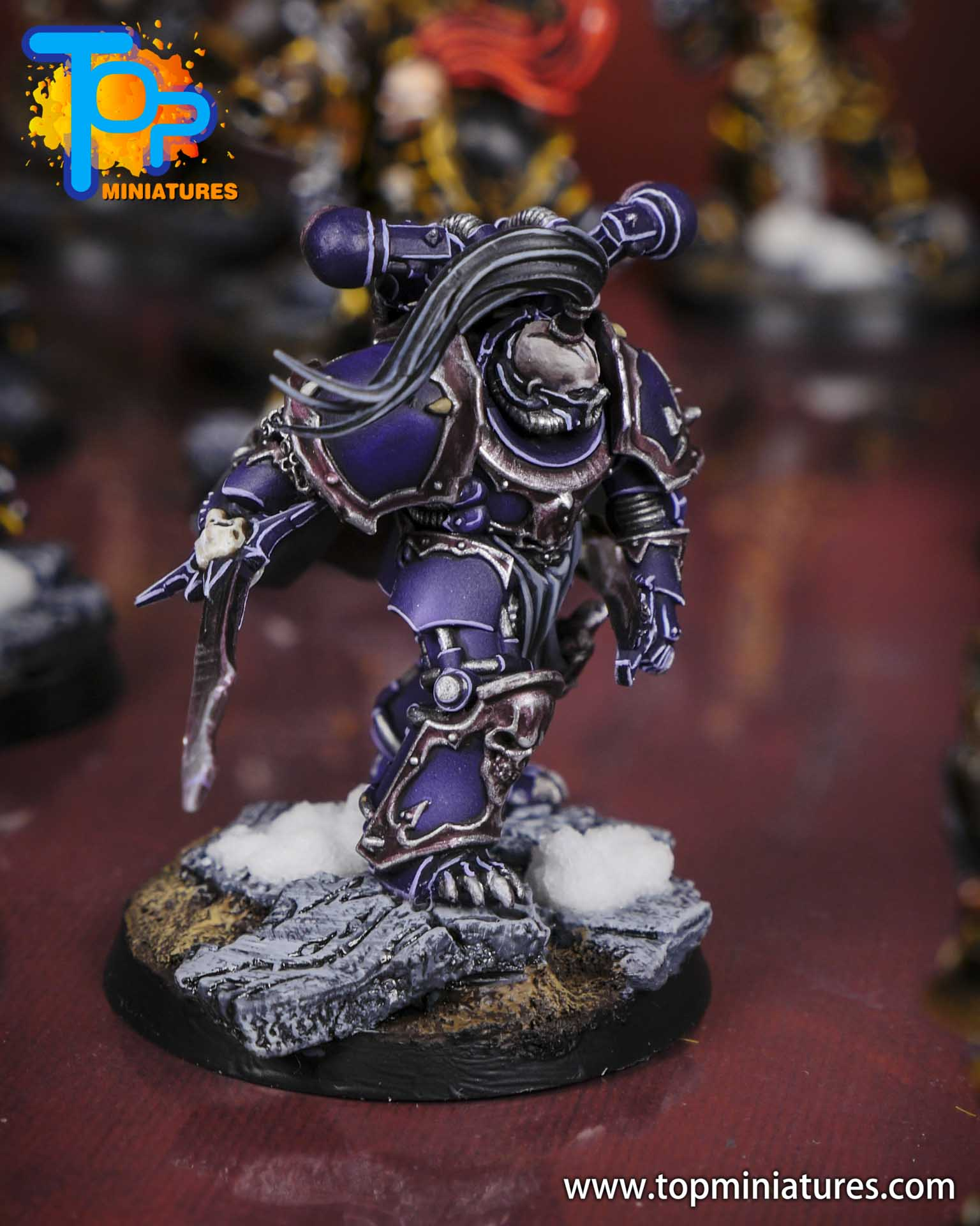 chaos space marines converted telemachon lyras (3)