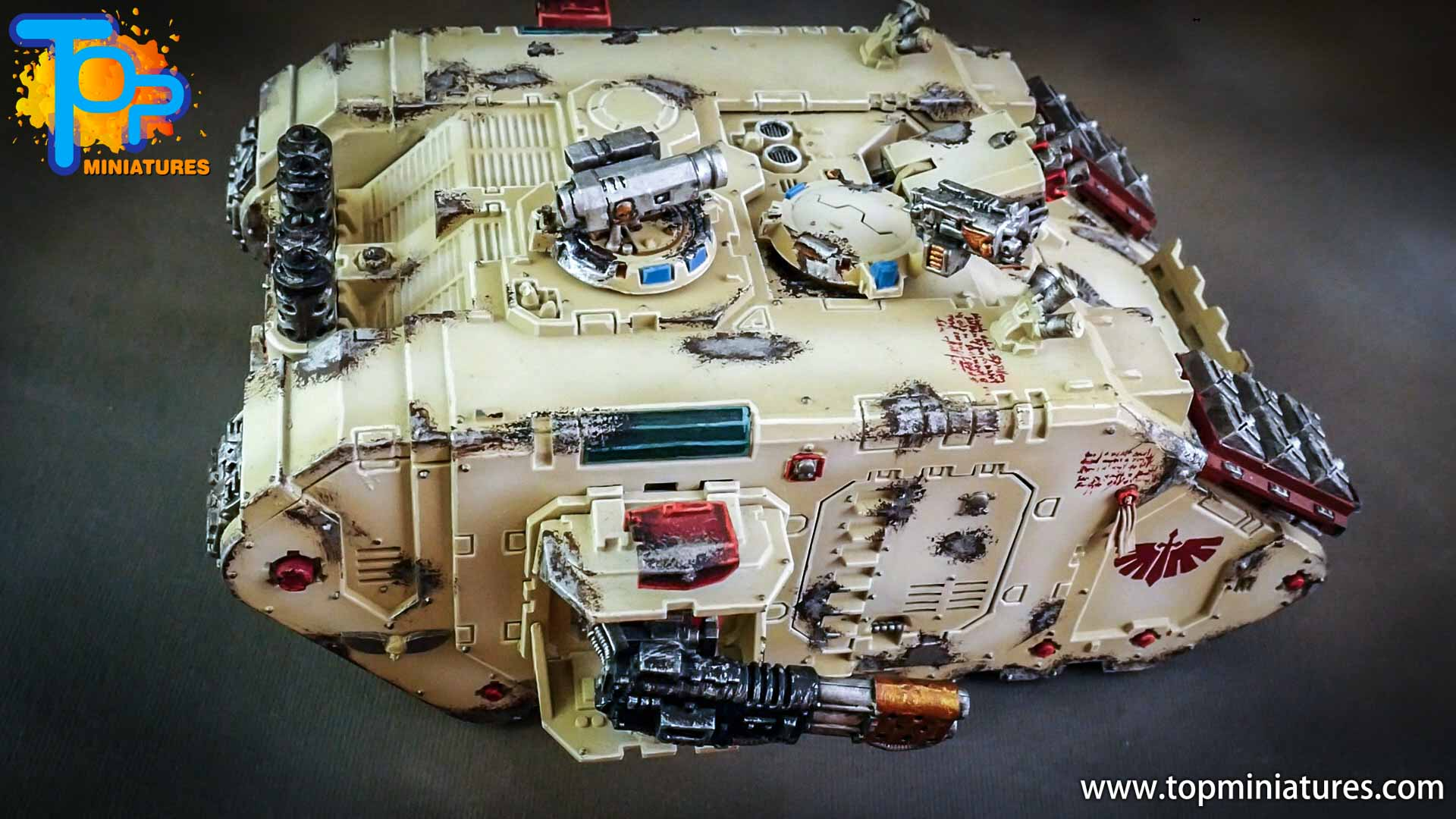dark angels deathwing land raider (1)