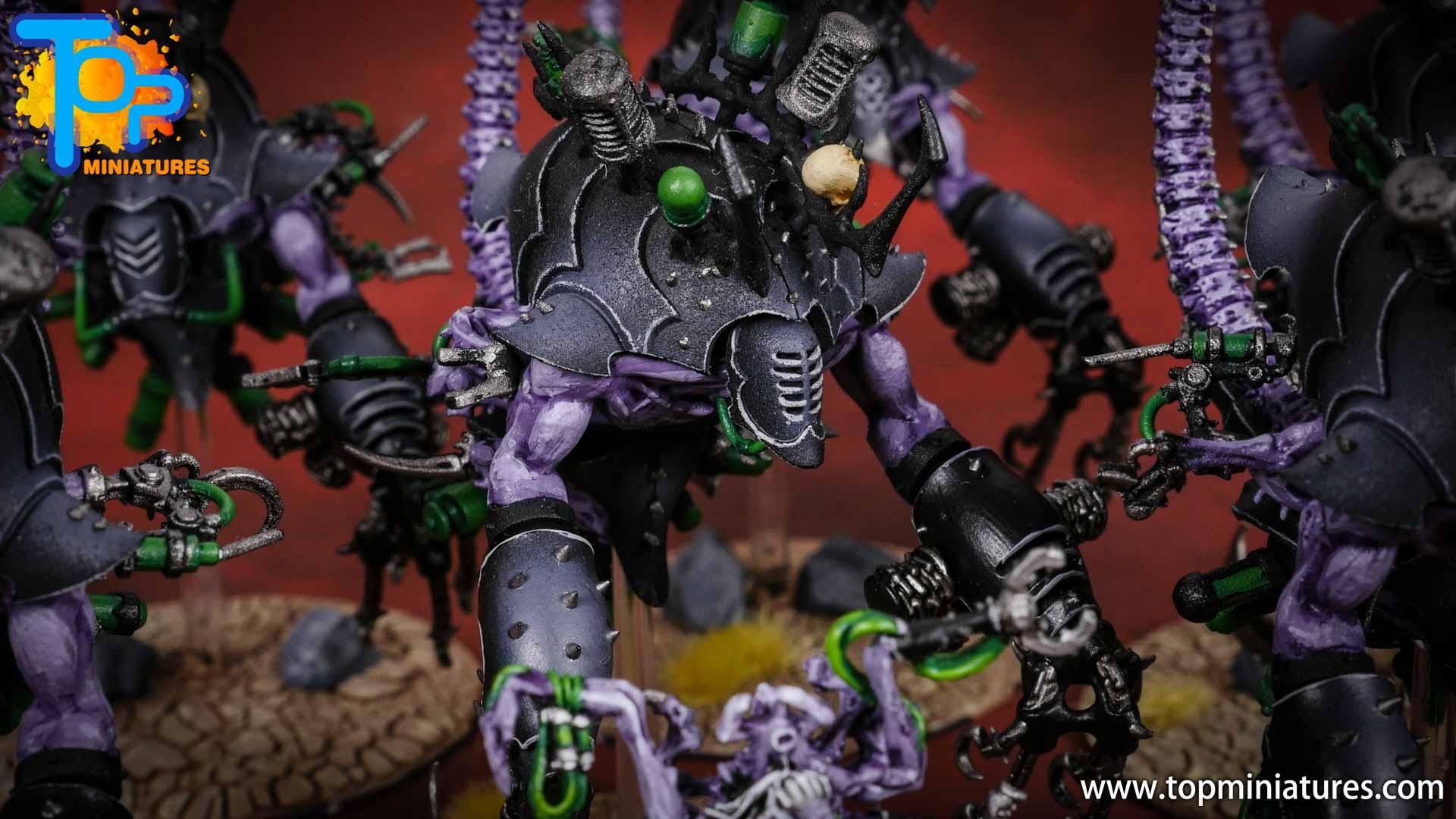 dark eldars talos pain engine (4)