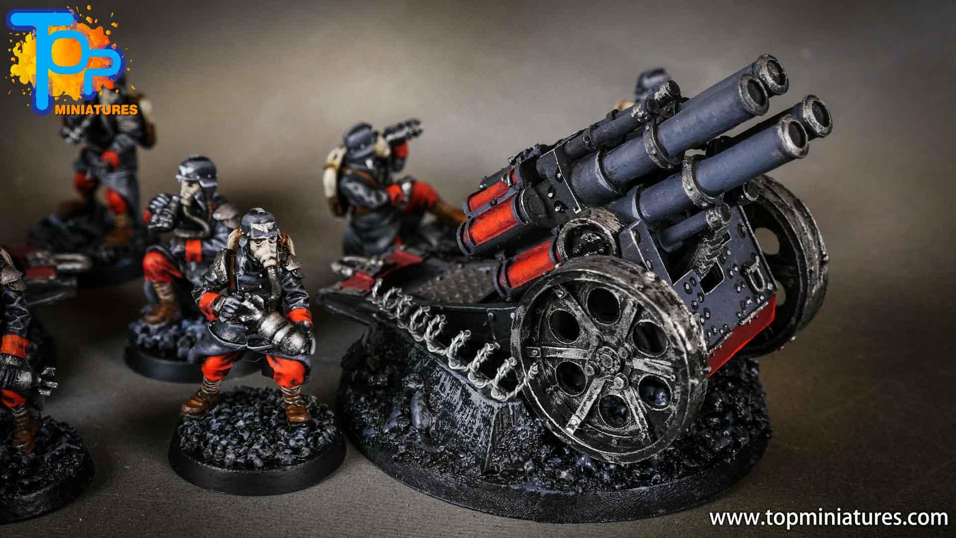 death korps of krieg thudd gun (2)