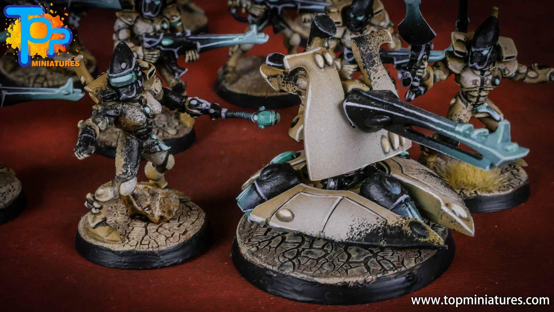 eldar painted guardians weapon platform (2)