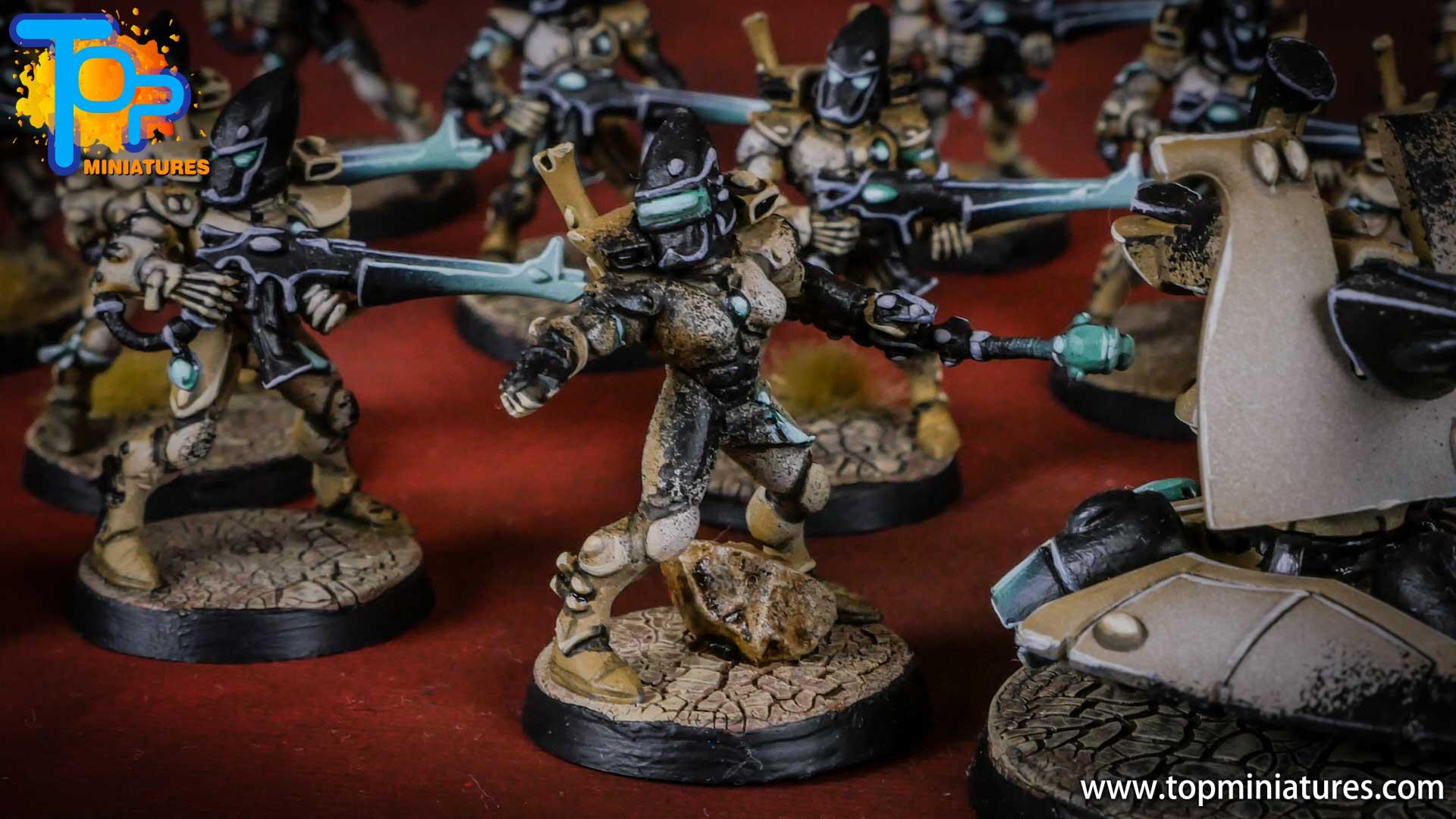 eldar painted guardians weapon platform (3)