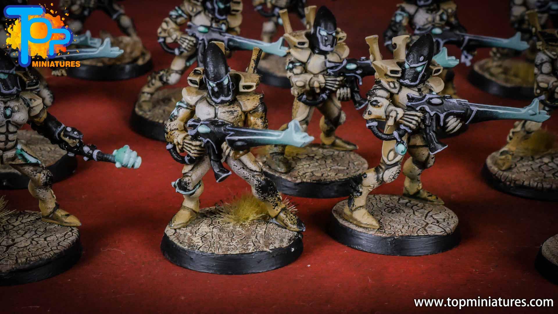 eldar painted guardians weapon platform (4)