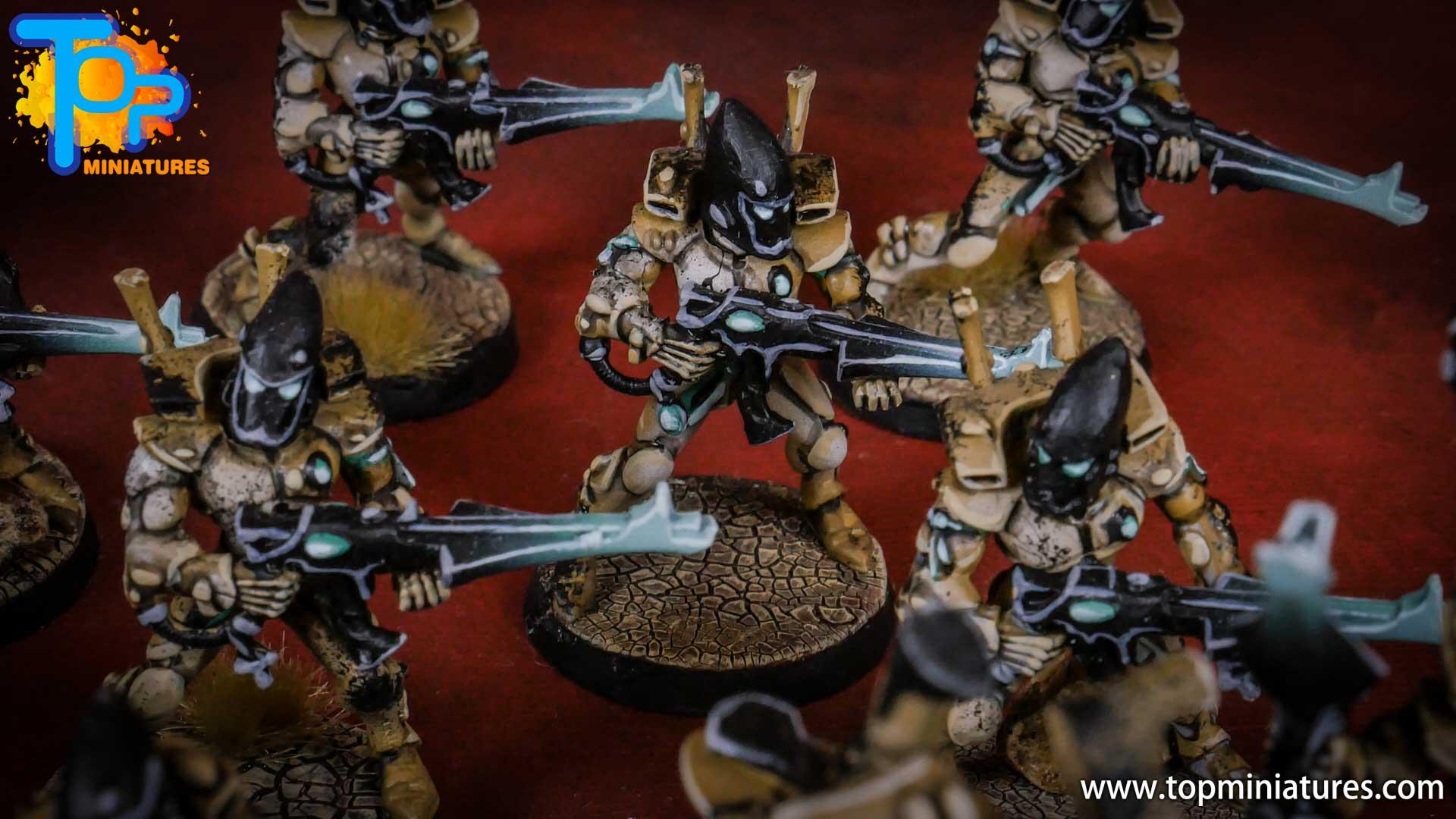 eldar painted guardians weapon platform (9)
