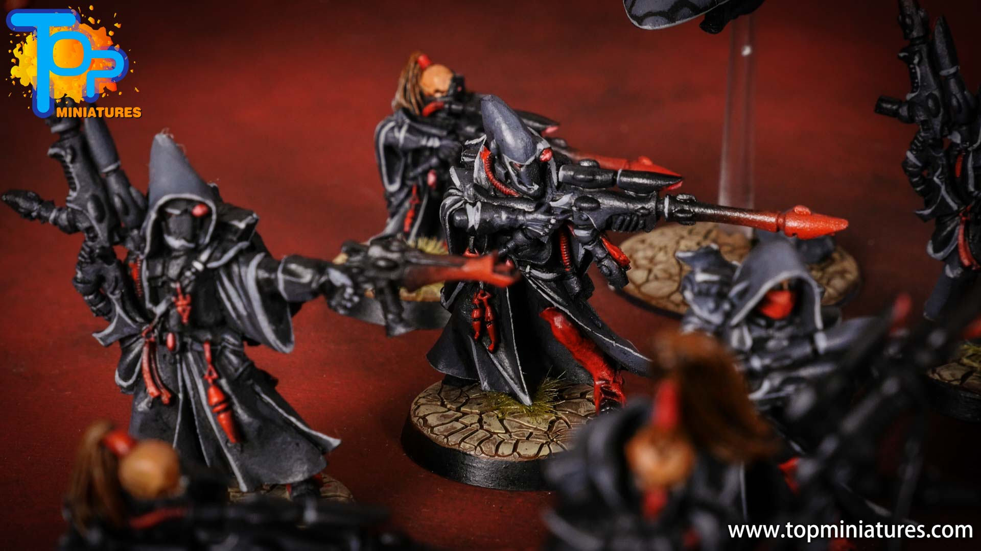 eldar painted rangers (4)