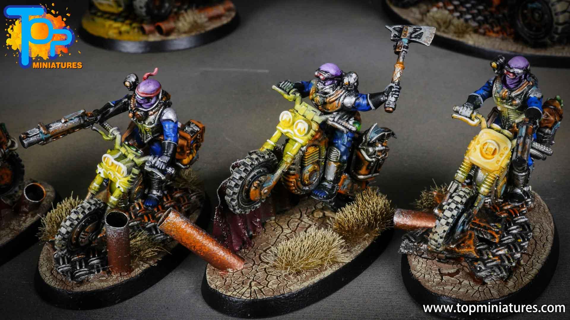 genestealer cults painted atalan jackals (7)
