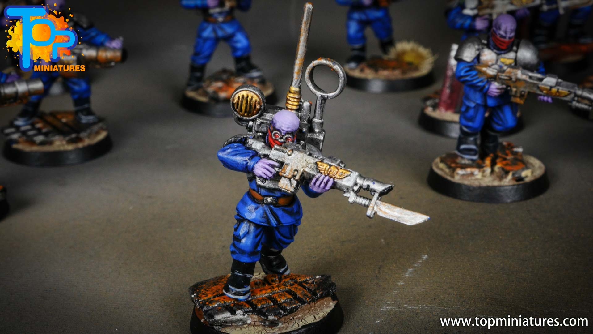 genestealer cults painted brood brothers (11)