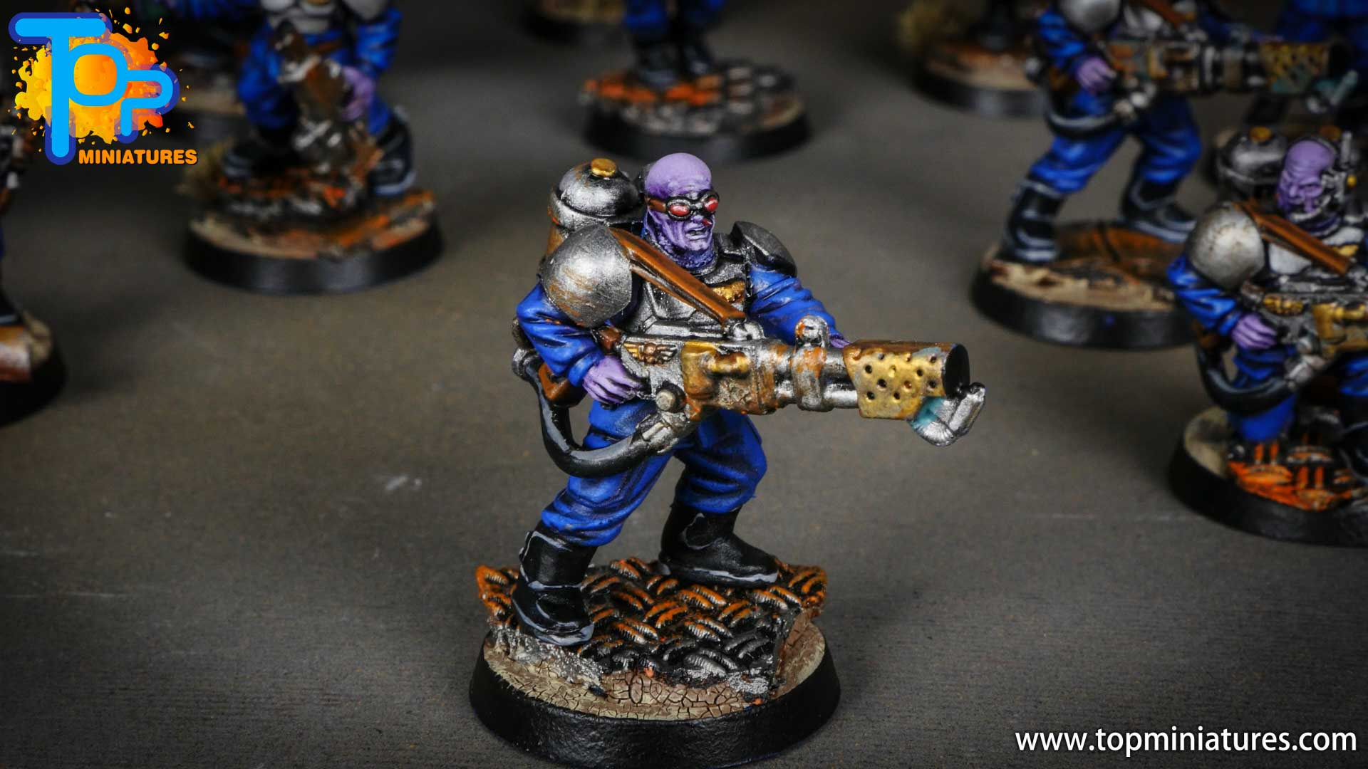 genestealer cults painted brood brothers (5)