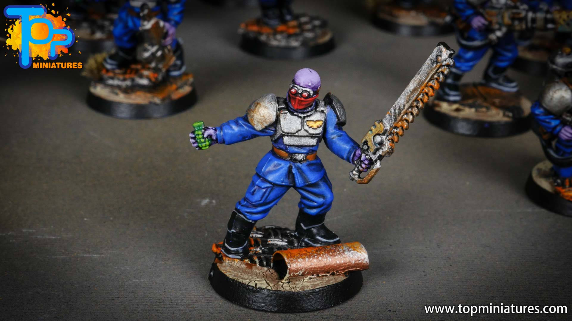 genestealer cults painted brood brothers (7)