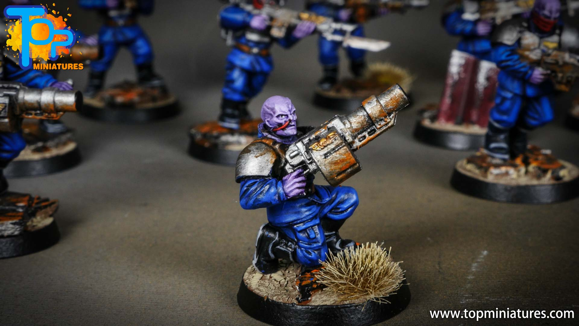 genestealer cults painted brood brothers (9)
