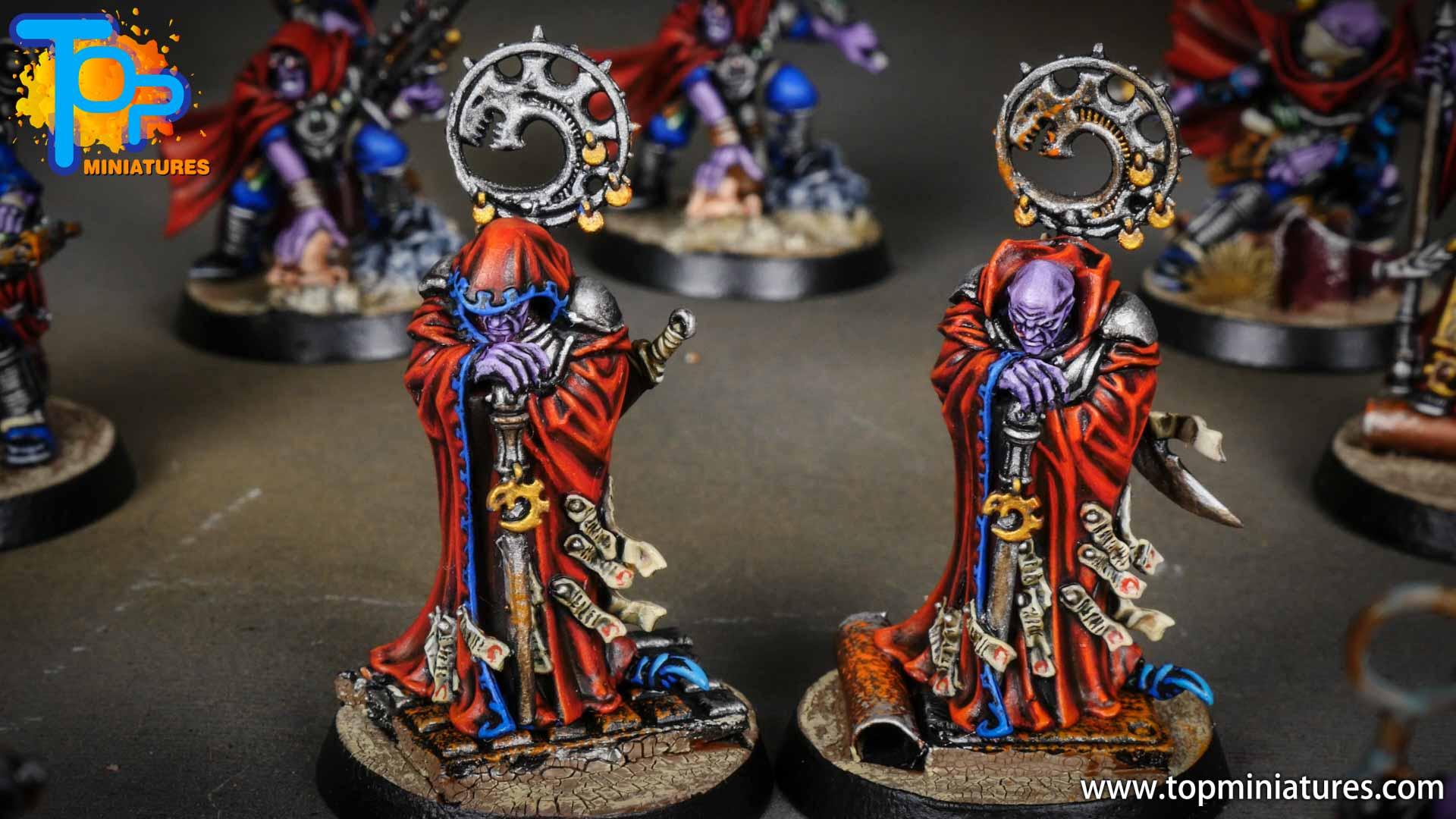 genestealer cults painted locus (1)