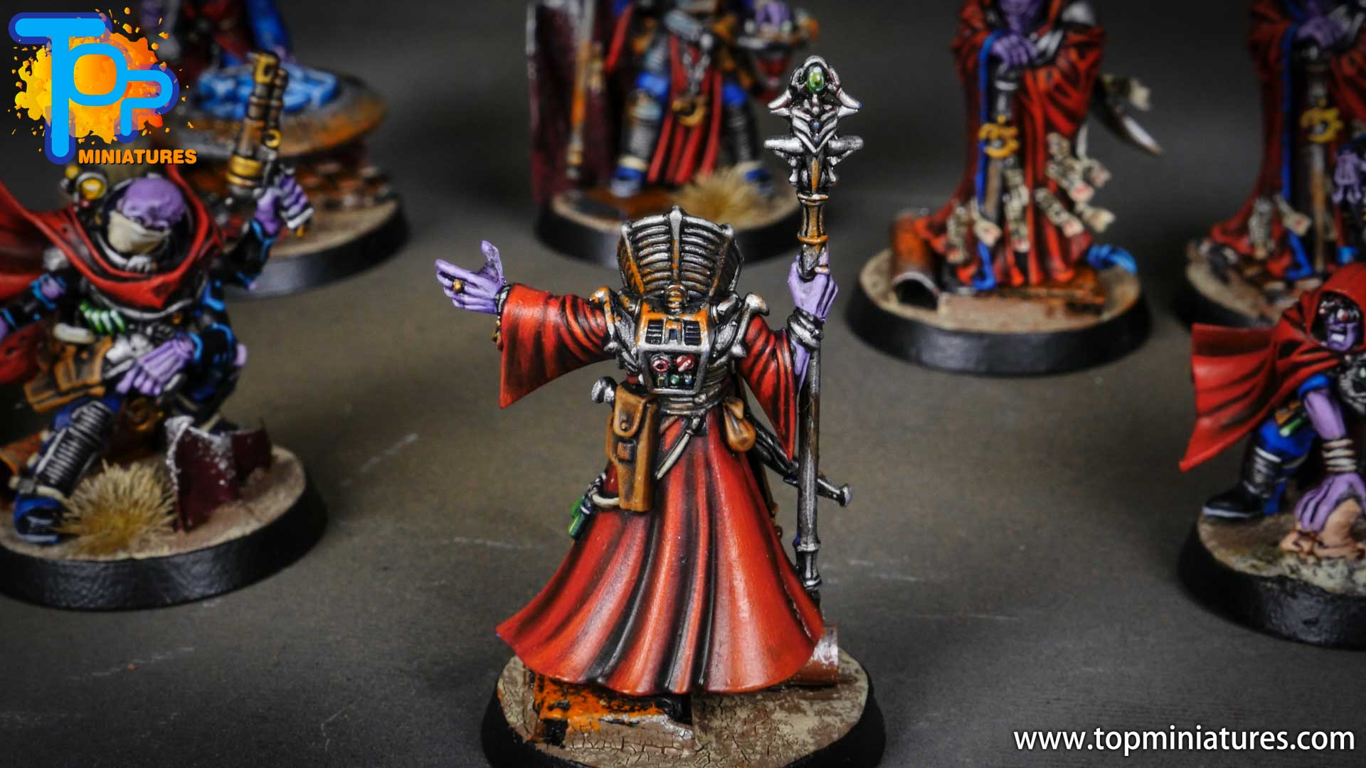 genestealer cults painted magus (1)