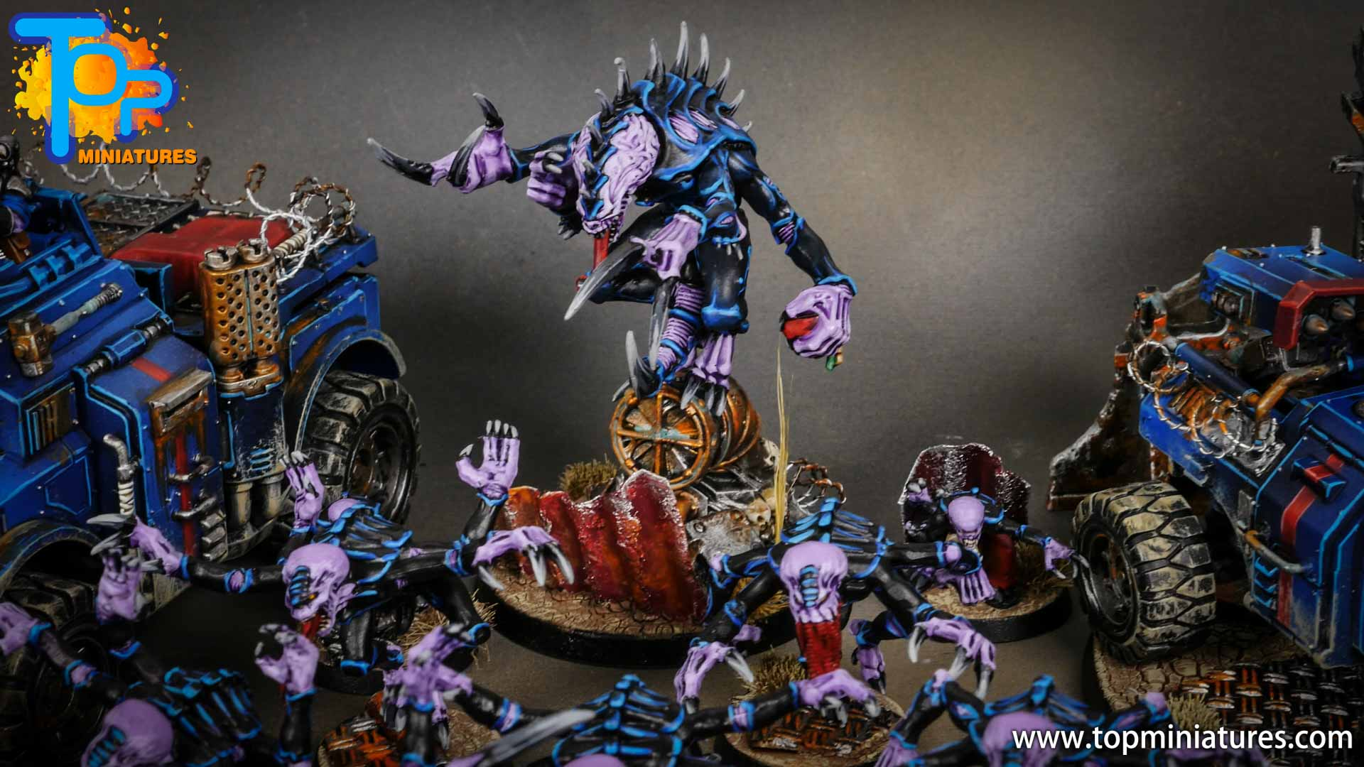 genestealer cults painted patriarch (1)
