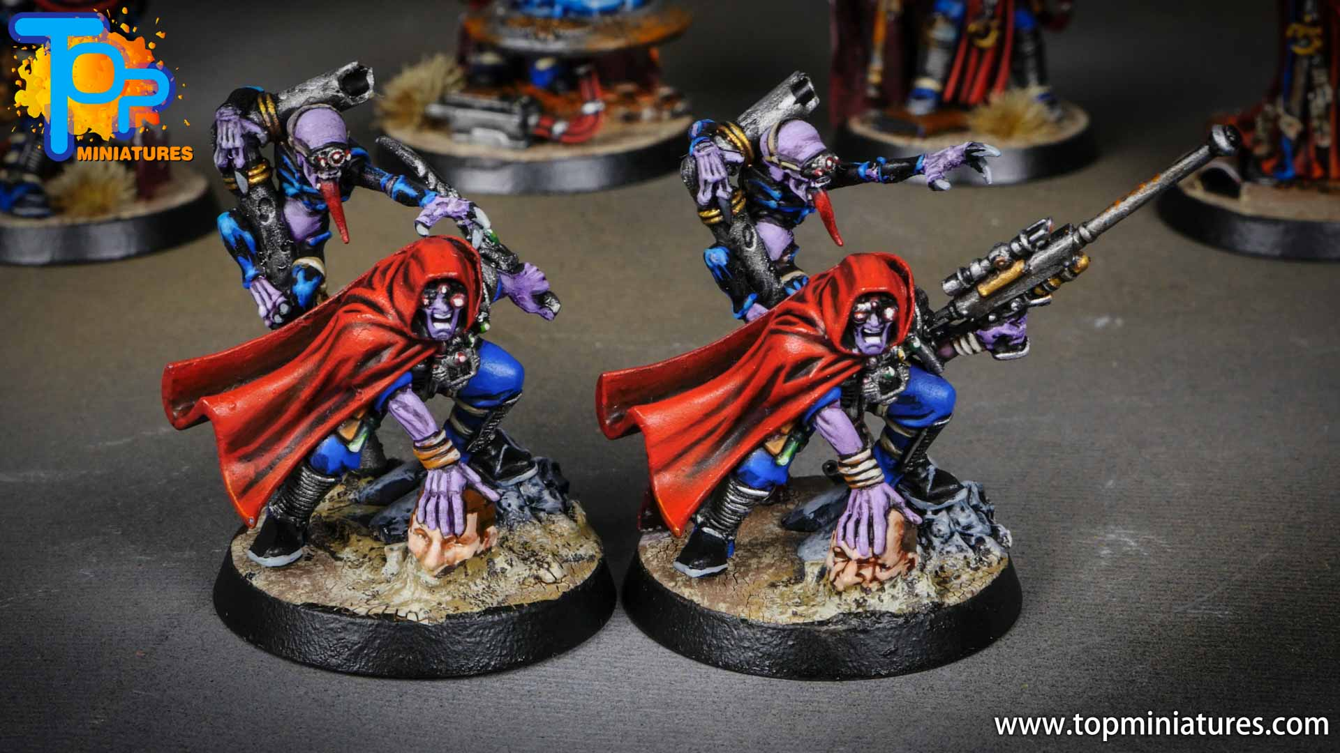 genestealer cults painted sanctus (1)