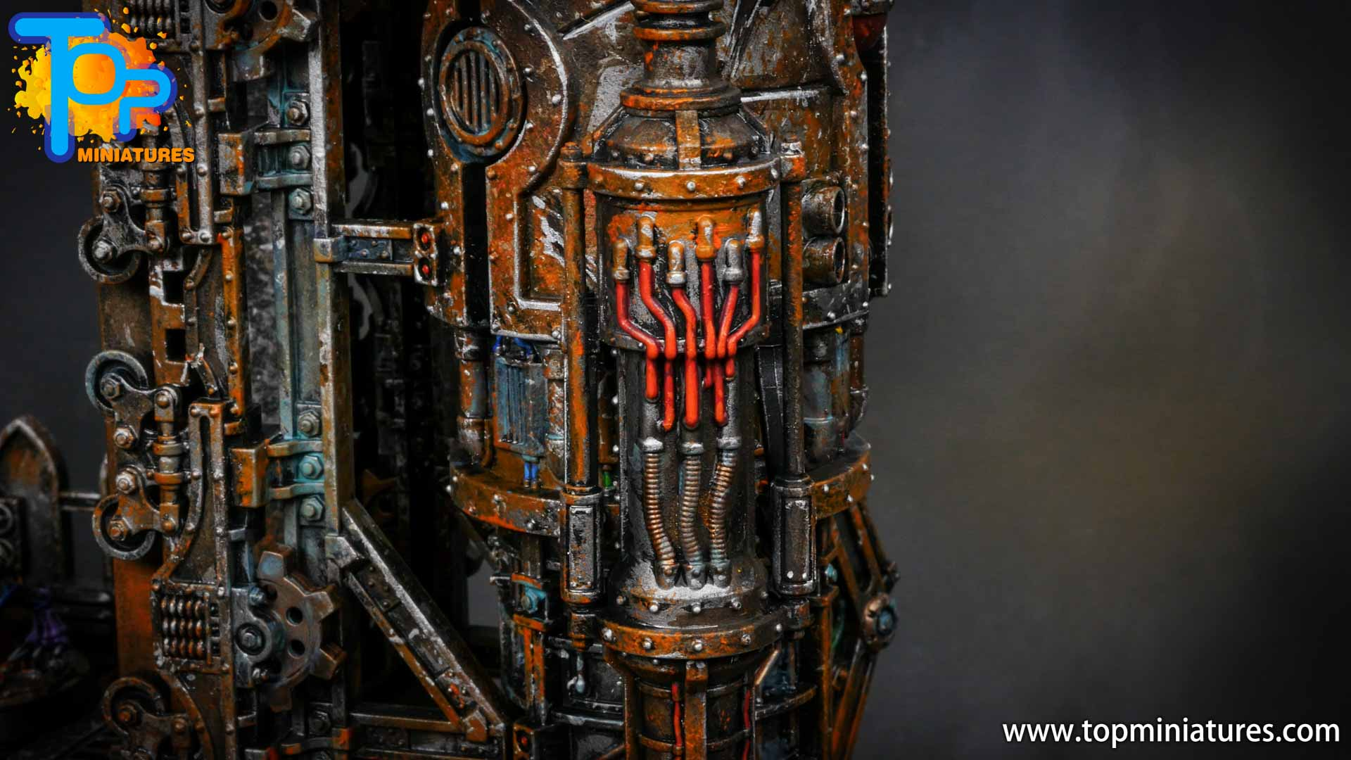 genestealer cults painted tectonic fragdrill (15)