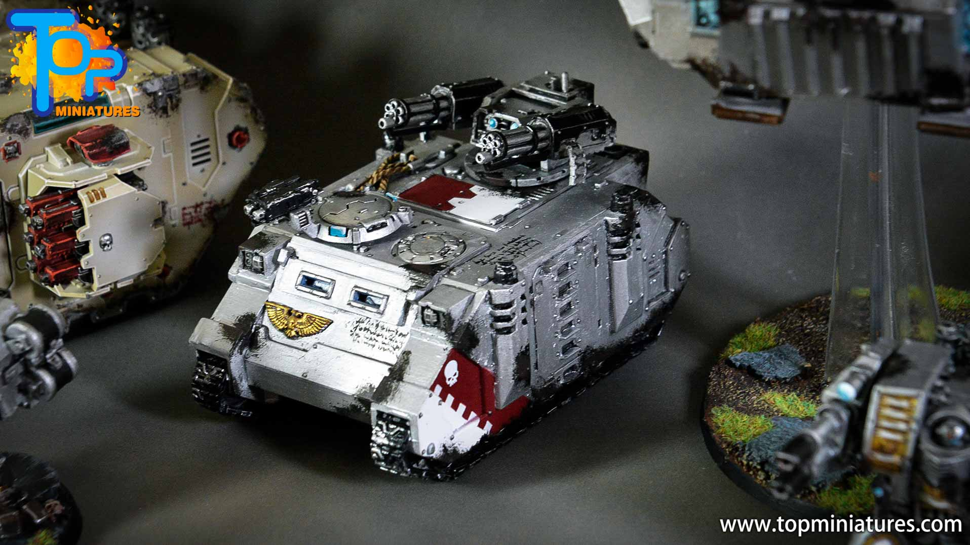grey knights razorback assault cannon (1)