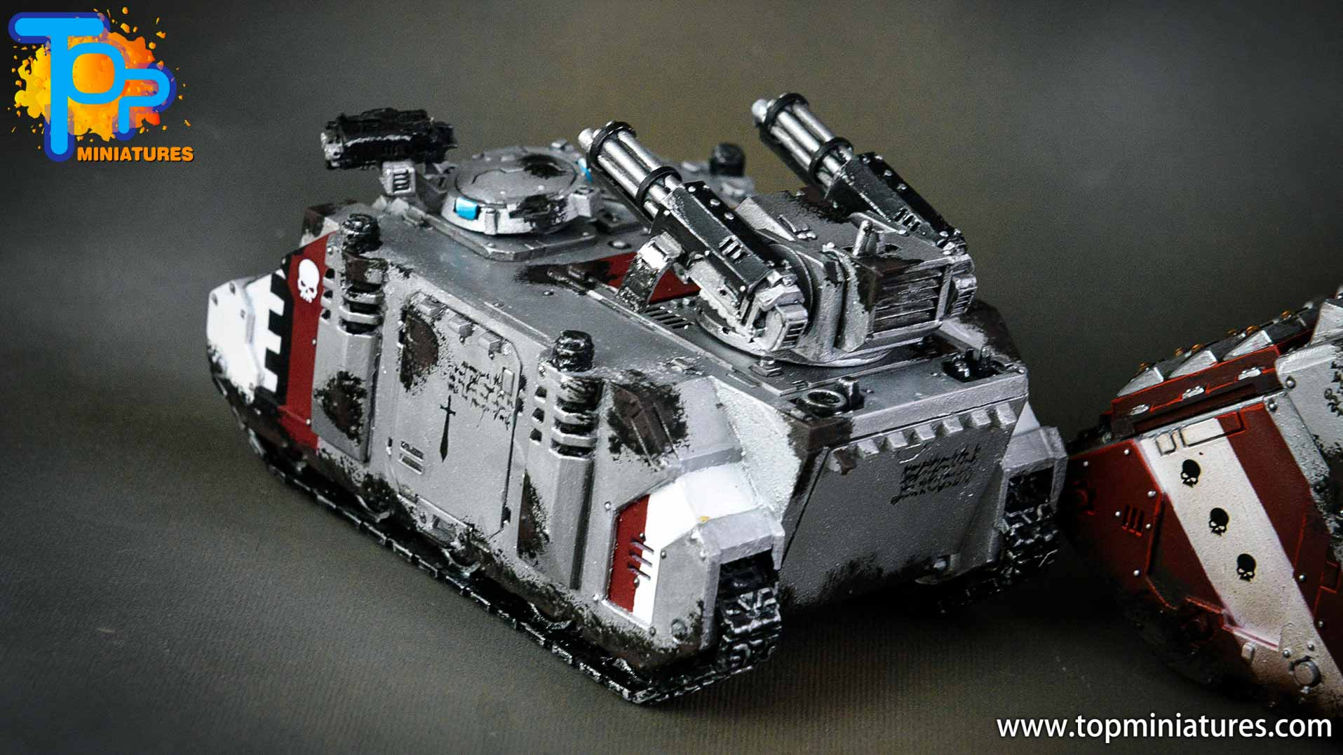 grey knights razorback assault cannon (6)