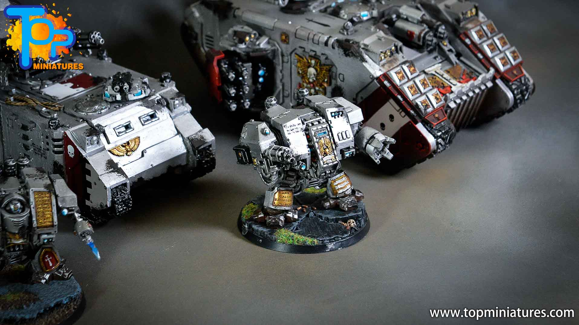 grey knights venerable dreadnought (3)