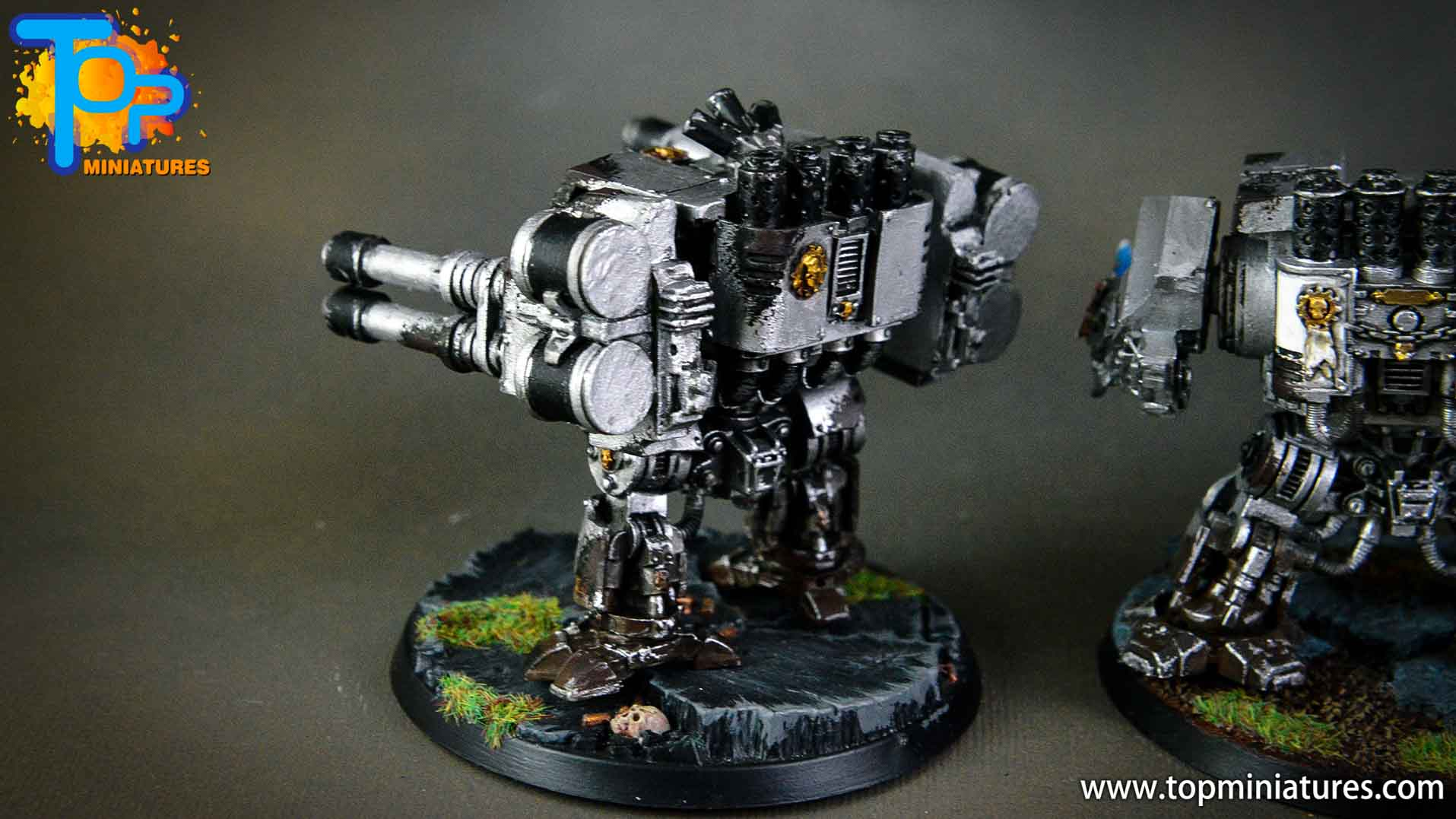grey knights venerable dreadnought (5)