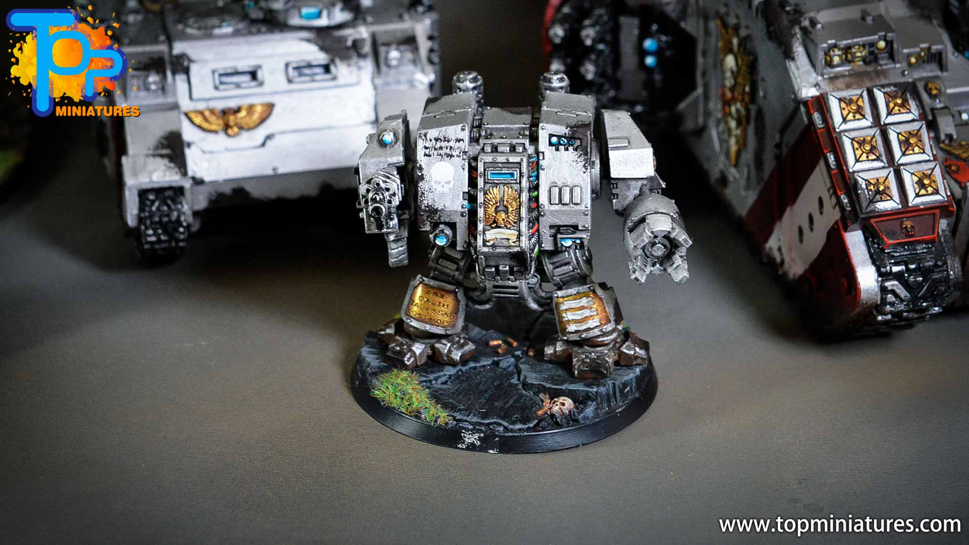 grey knights venerable dreadnought (6)