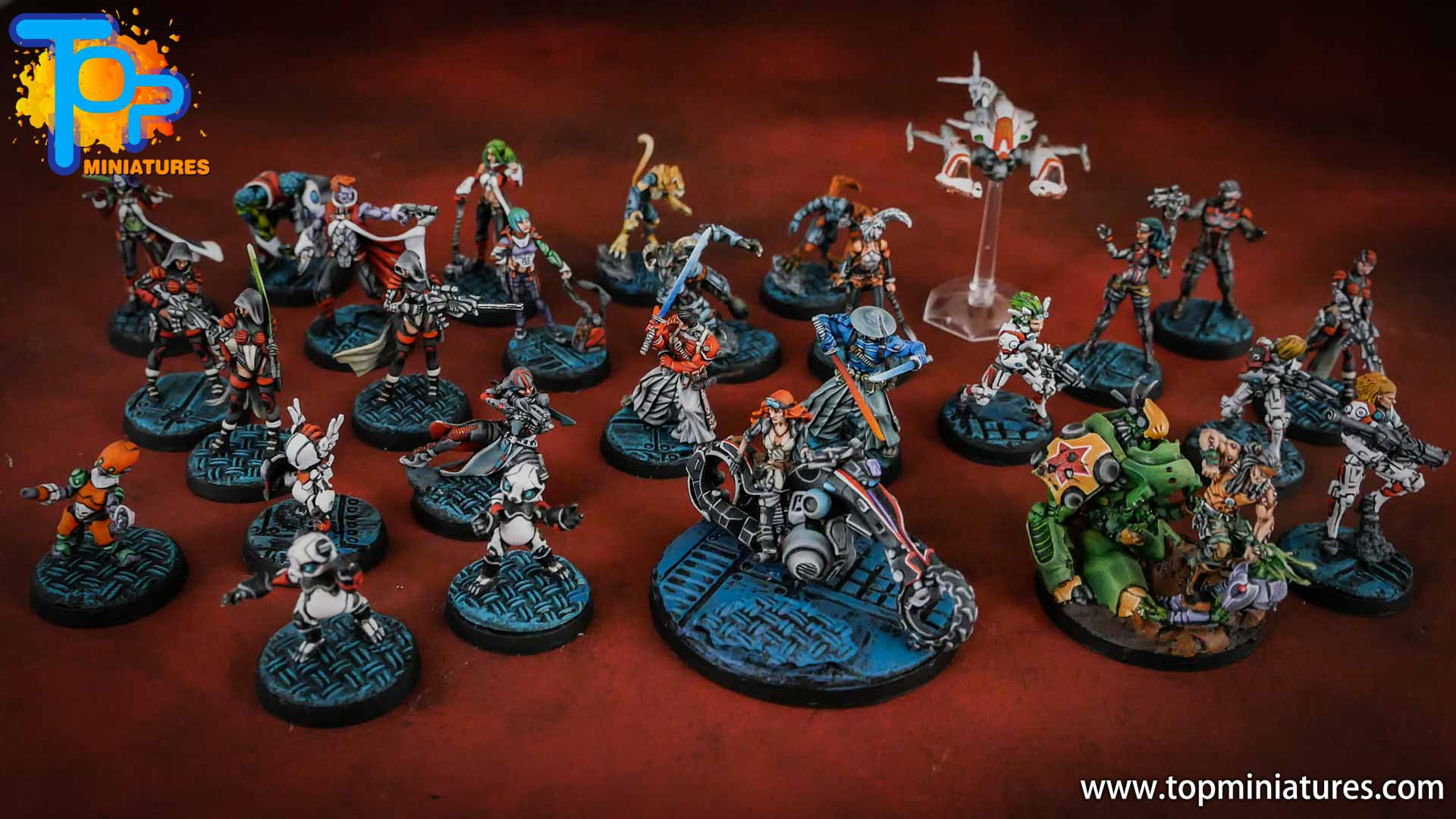 infinity nomads painted force (2)