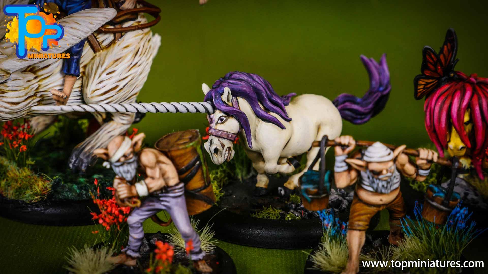 malifaux Unicorn vomit & pixie farts (3)