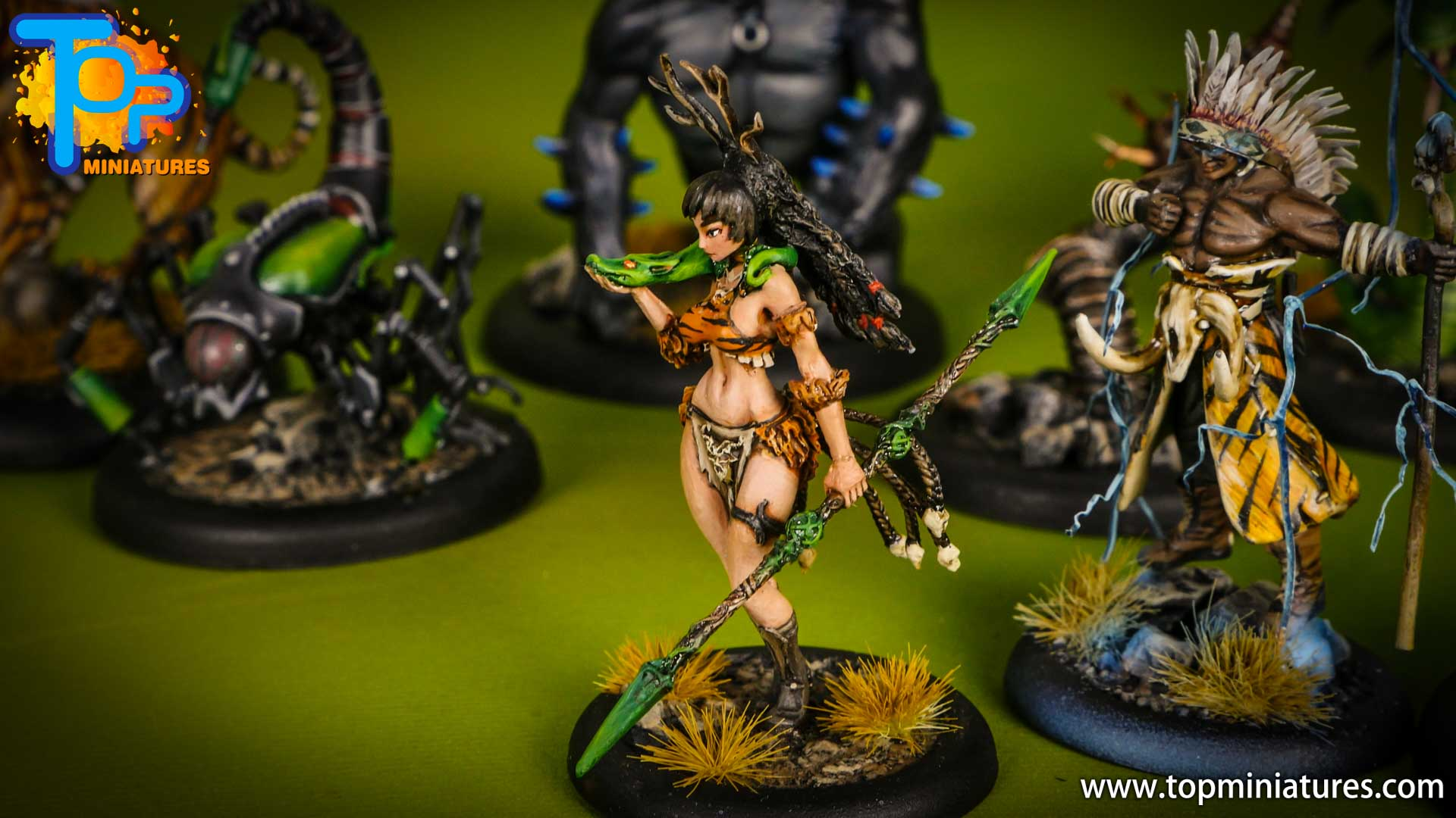 malifaux arcanists myranda kingdom death druid (1)