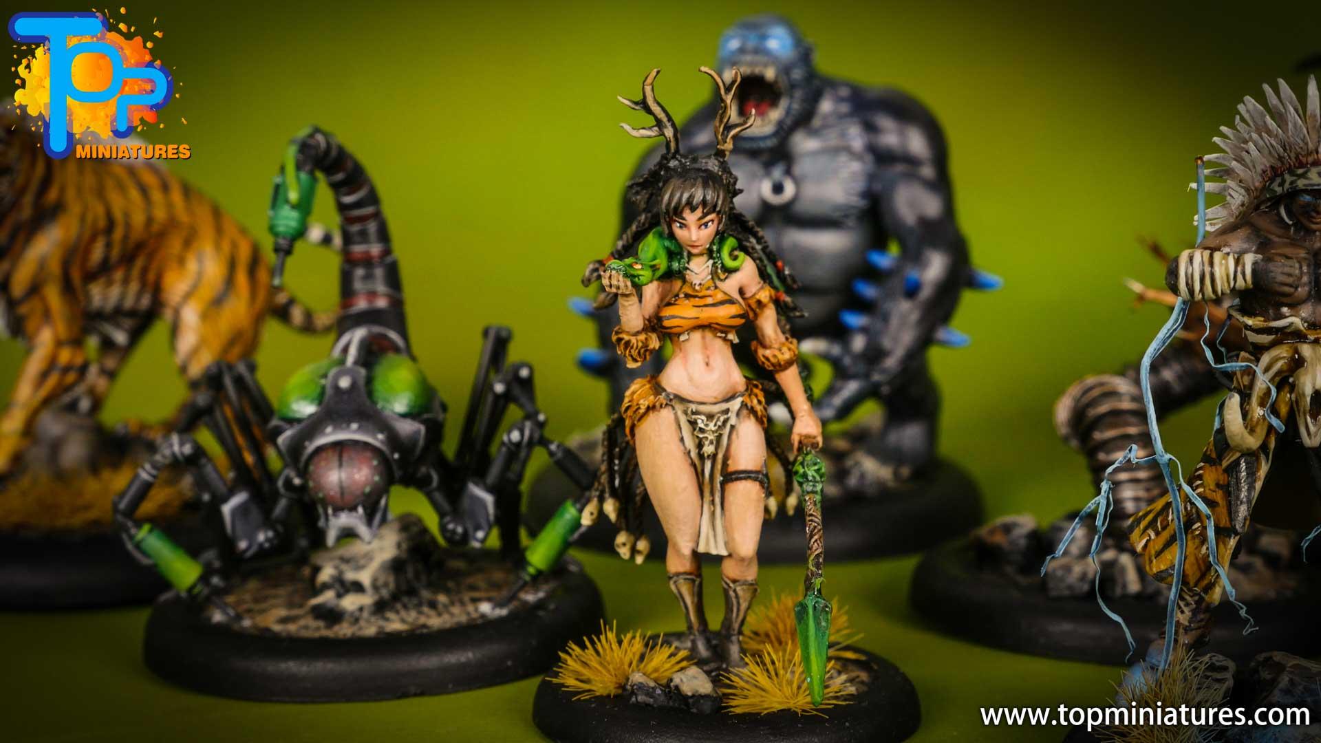 malifaux arcanists myranda kingdom death druid (2)