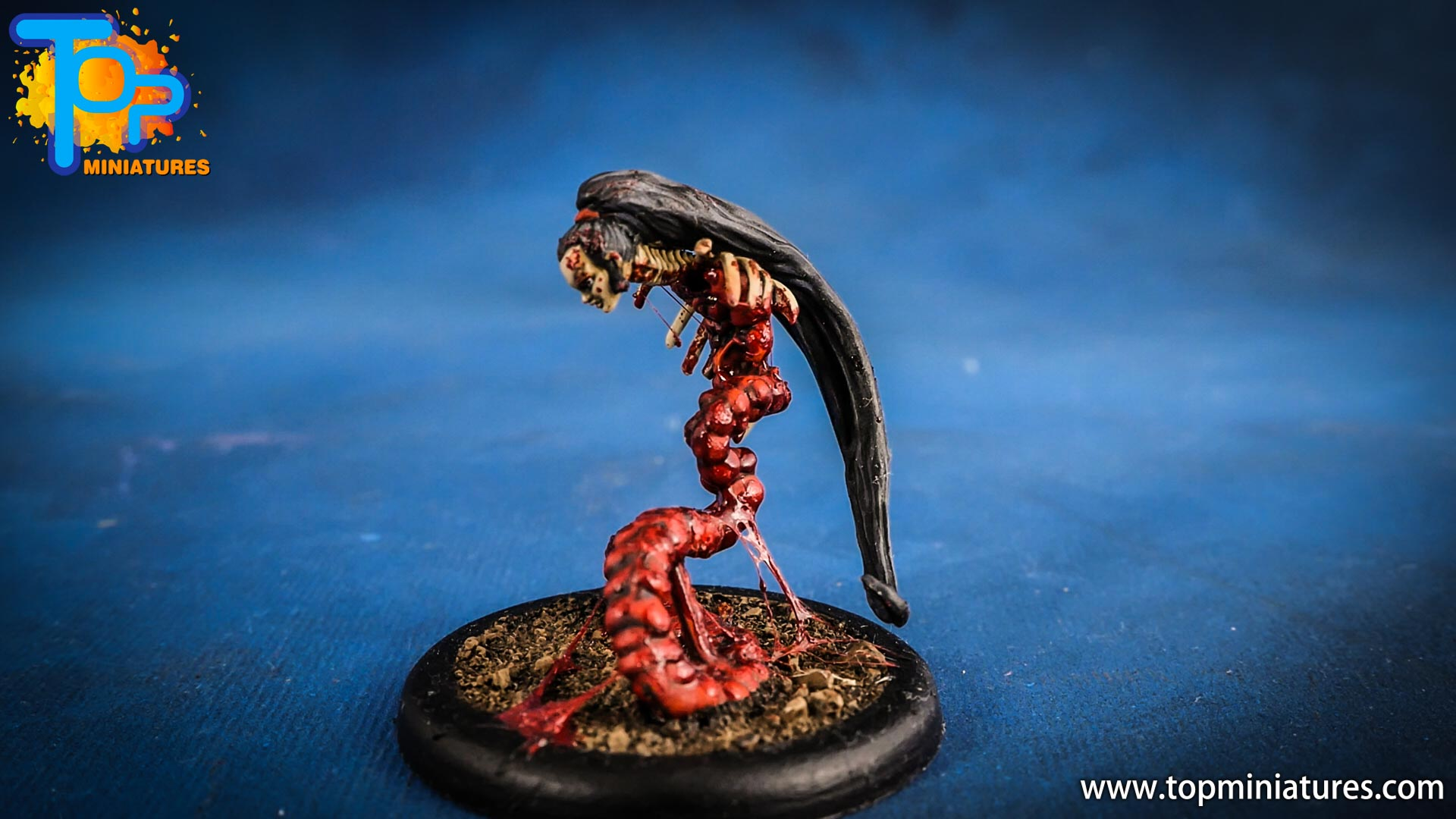 malifaux the resurrectionists painted Yin (3)